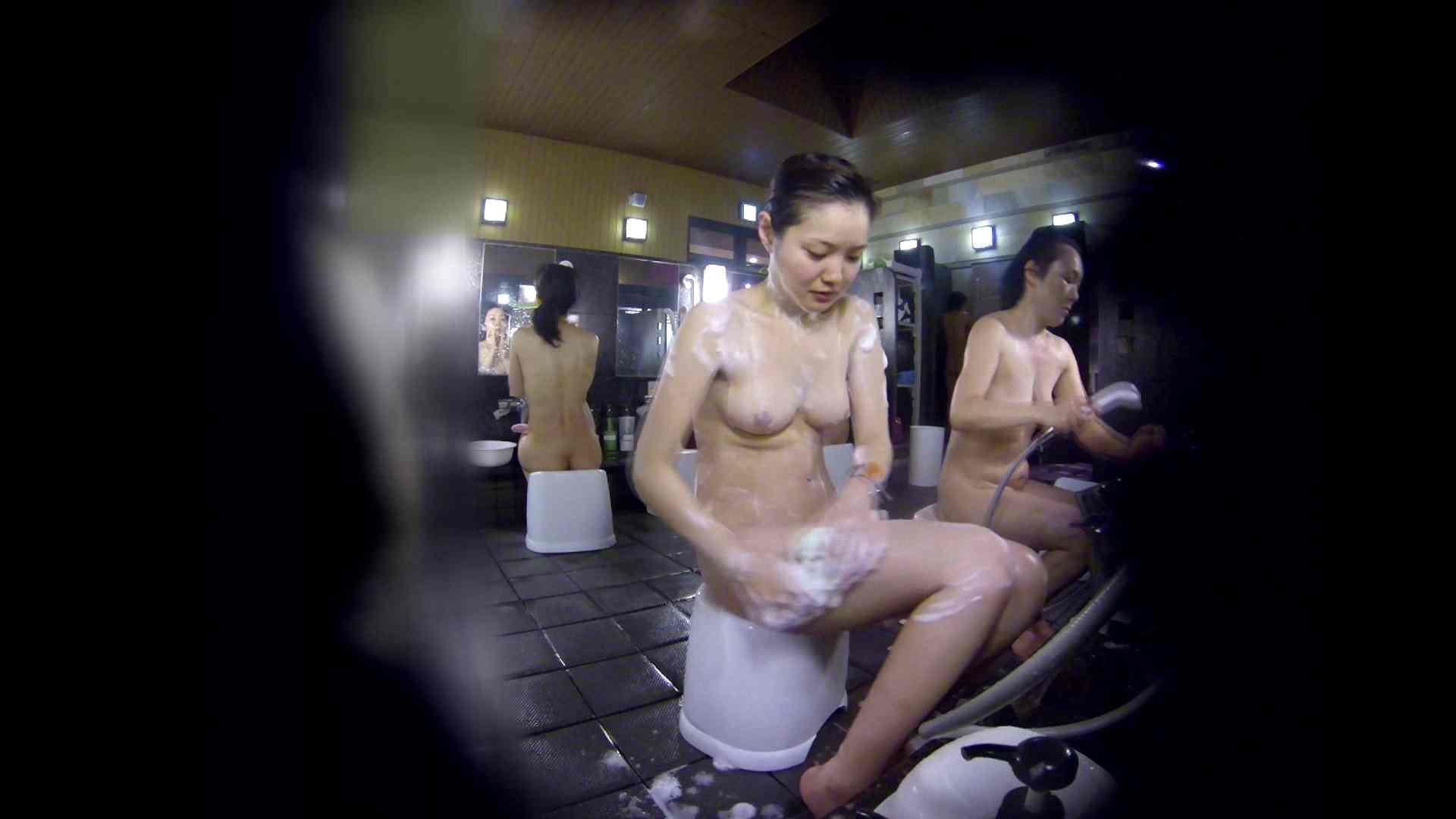 洗い場!好きです!ボリューム満点ボディーな感じが堪りません。 桃色乳首 AV動画キャプチャ 87枚 68