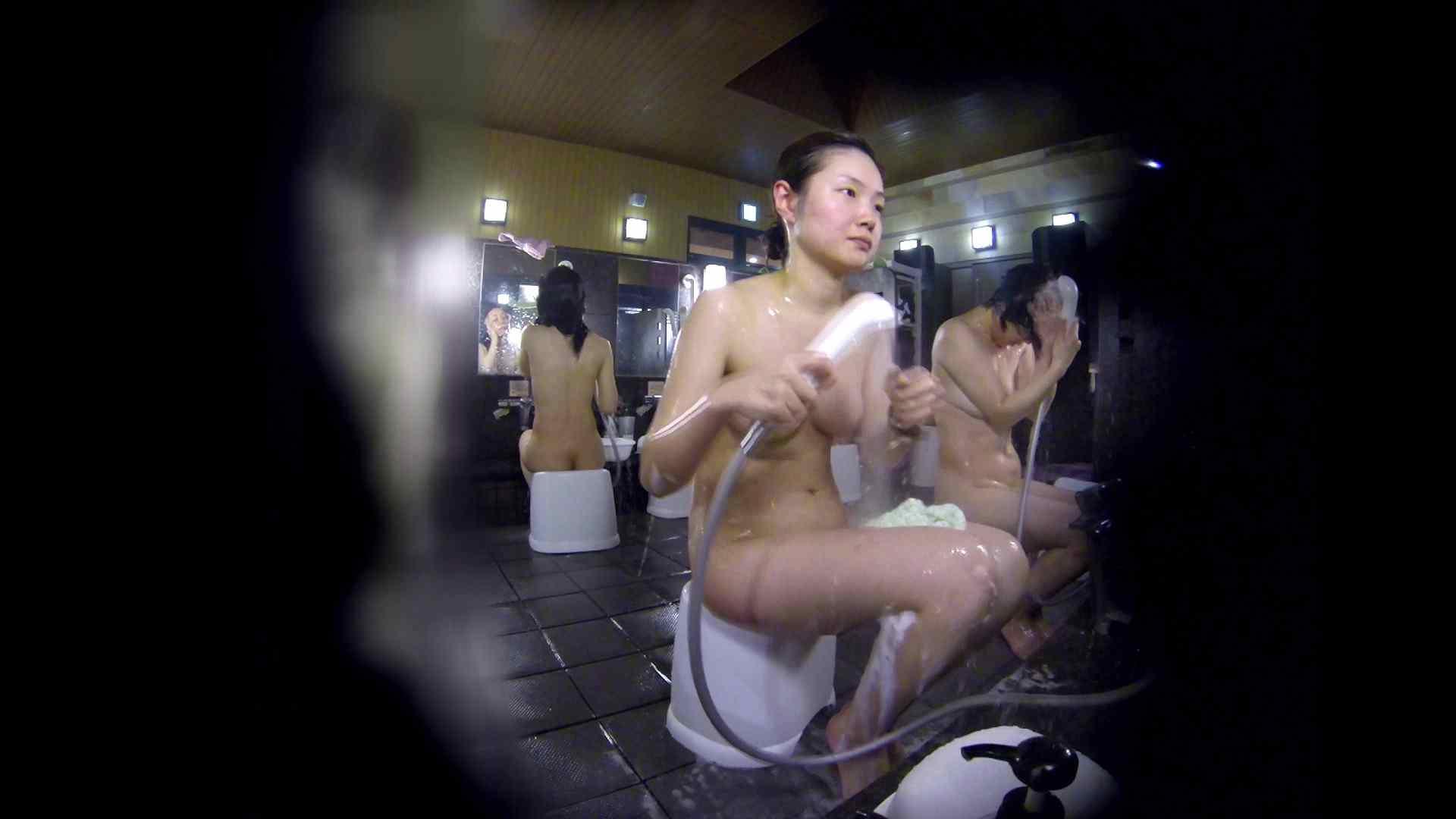 洗い場!好きです!ボリューム満点ボディーな感じが堪りません。 美肌 | 銭湯事情  87枚 81