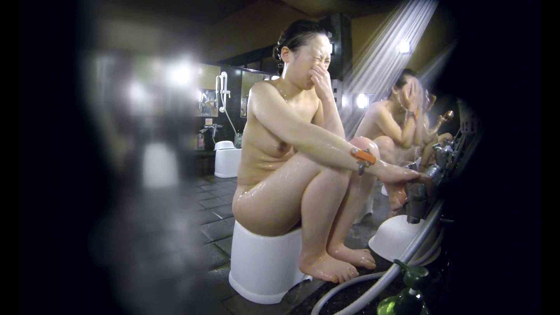 洗い場!米粉パンかのようなもっちり感。あっ!具が! 女湯のぞき アダルト動画キャプチャ 78枚 43