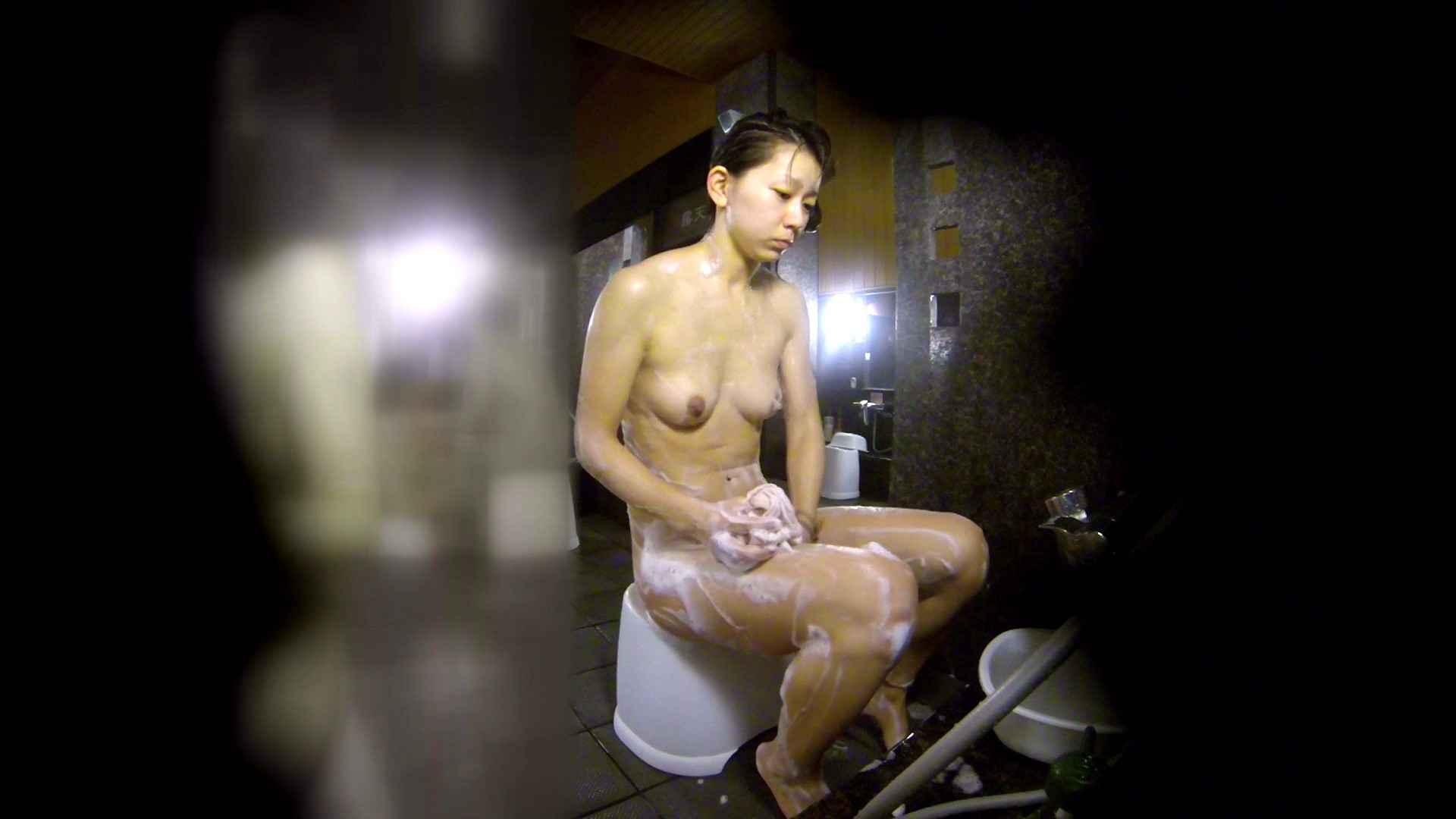 洗い場!綺麗なお女市さんは好きですか? 細身体型  93枚 66