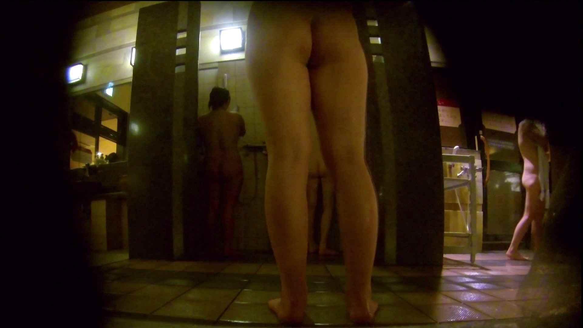 微妙な二人と立ち姿女体のオムニバス 銭湯事情  108枚 45
