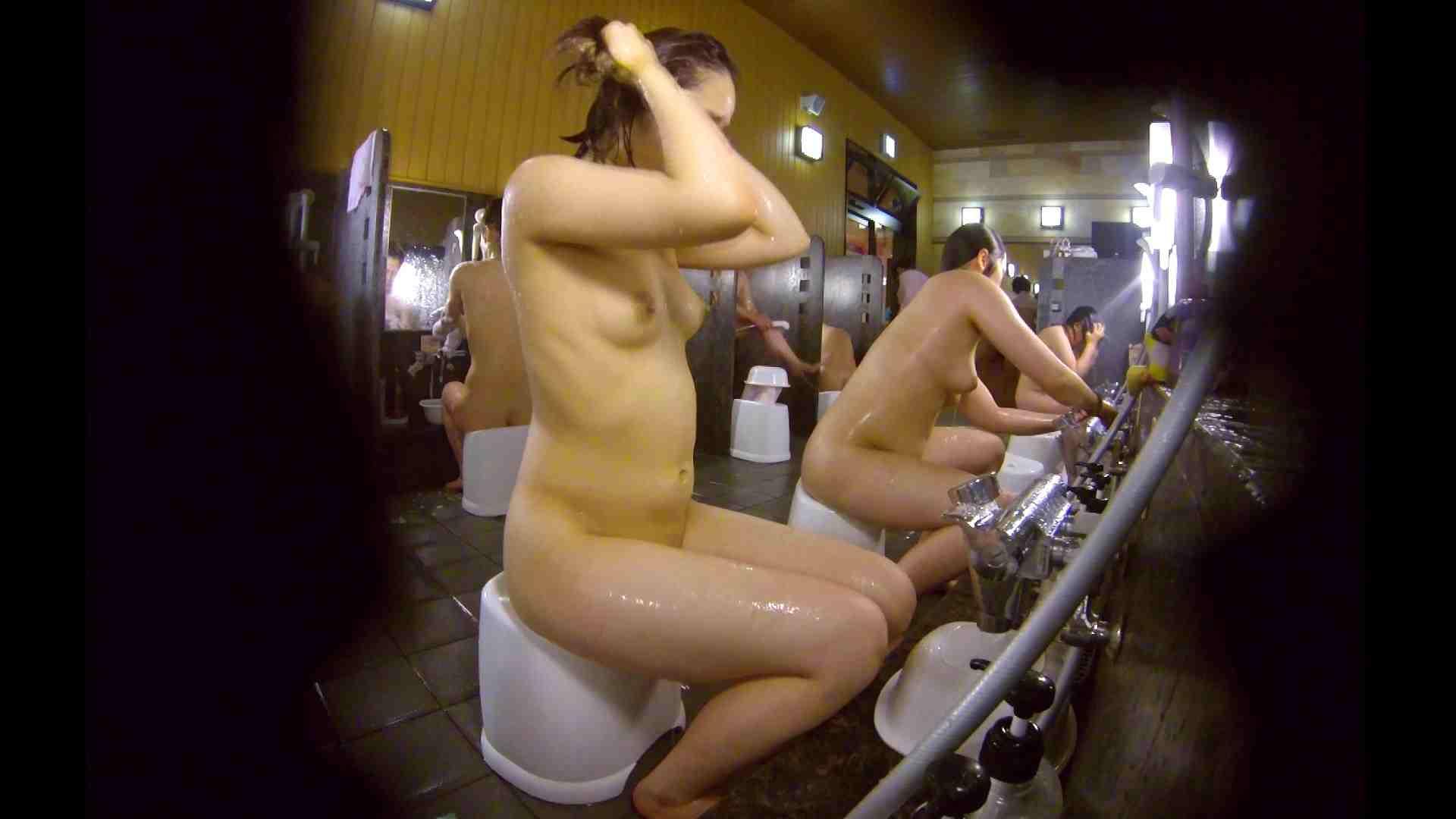 洗い場!ムッチリの2人組。美女ではないですが、触りたくなる体つき むっちりガール おまんこ無修正動画無料 107枚 54