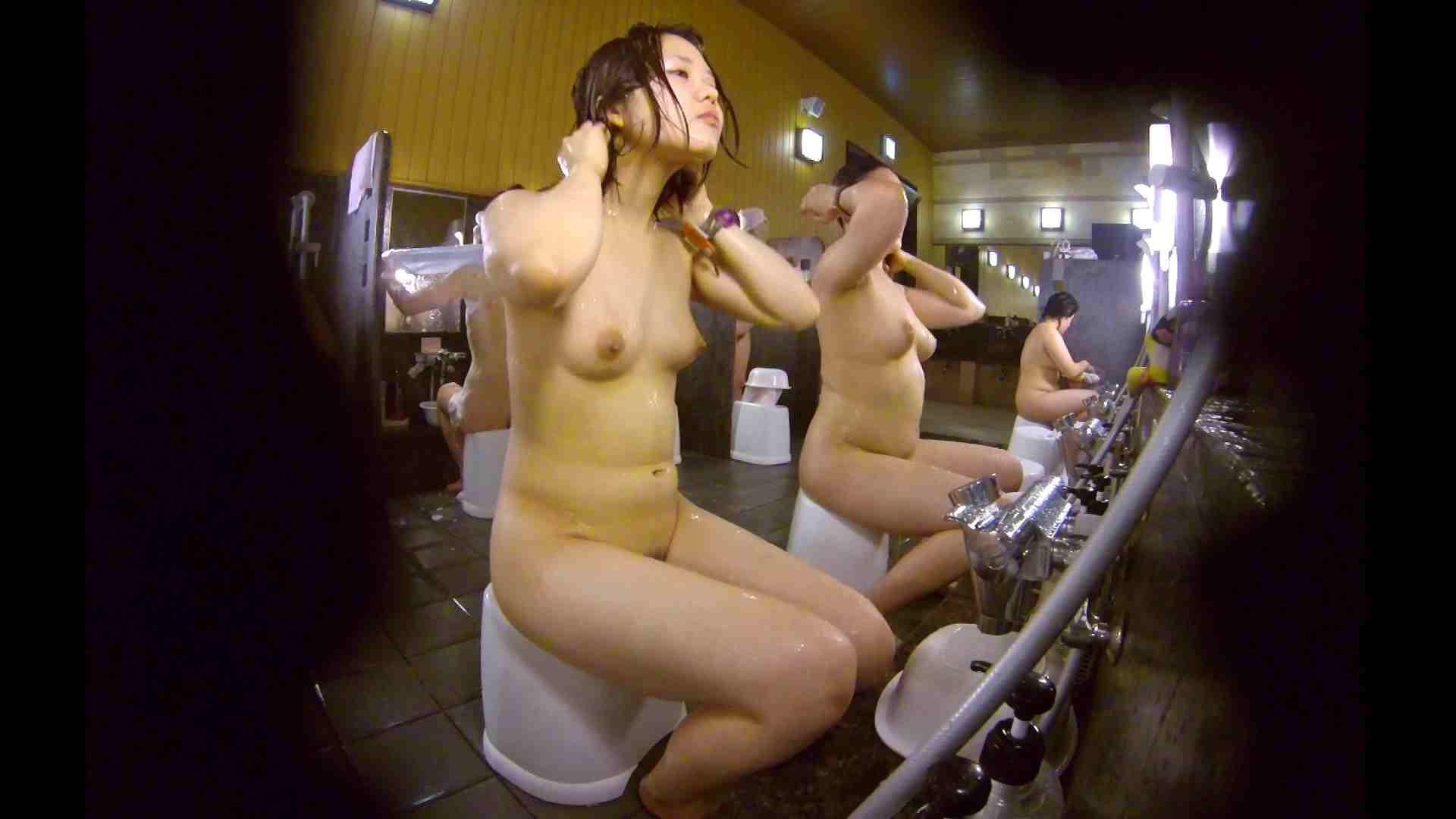 洗い場!ムッチリの2人組。美女ではないですが、触りたくなる体つき ギャル達 性交動画流出 107枚 65