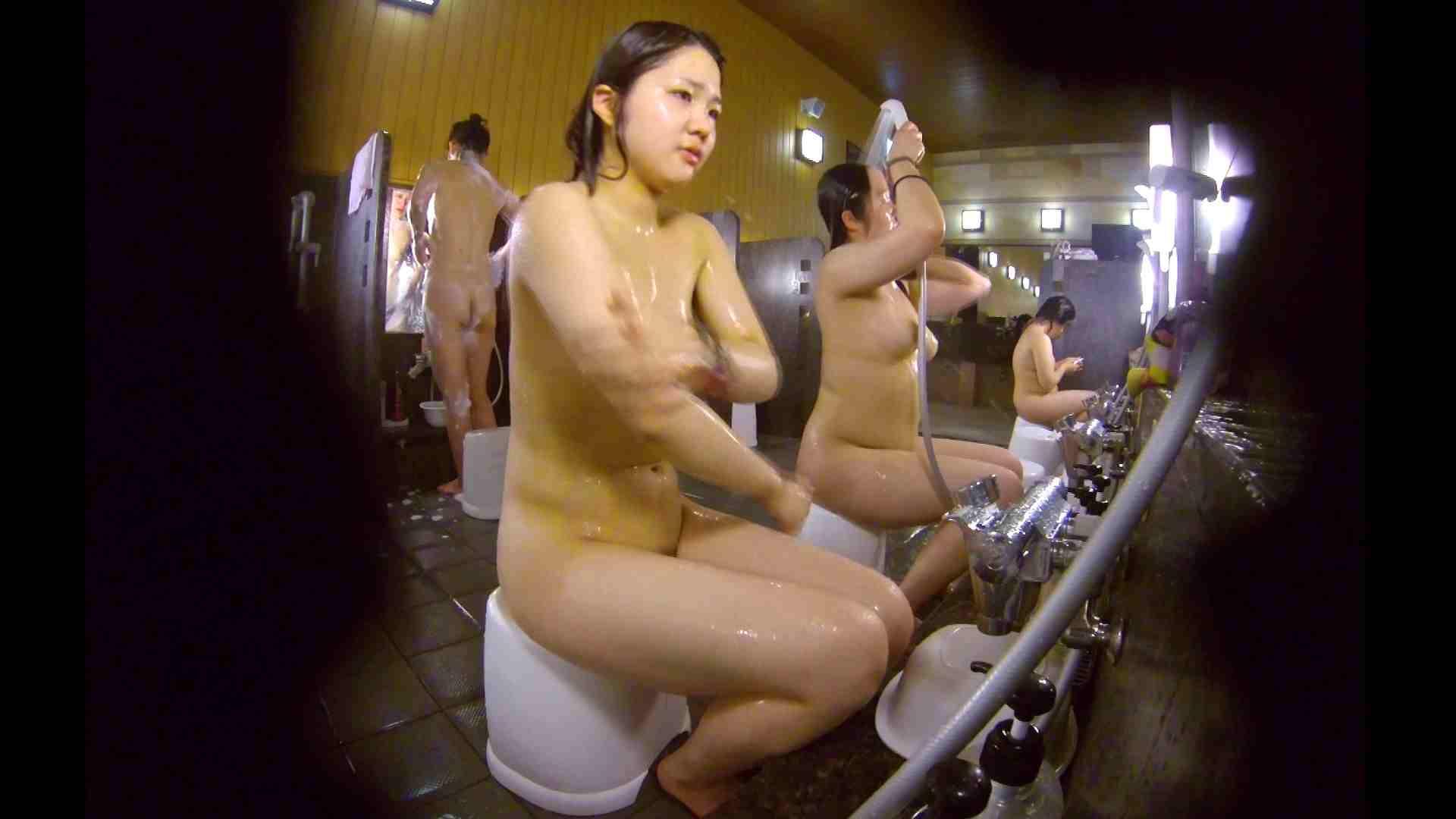 洗い場!ムッチリの2人組。美女ではないですが、触りたくなる体つき ギャル達 性交動画流出 107枚 79