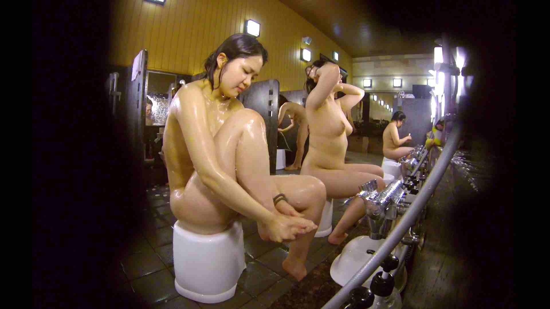 洗い場!ムッチリの2人組。美女ではないですが、触りたくなる体つき むっちりガール おまんこ無修正動画無料 107枚 89