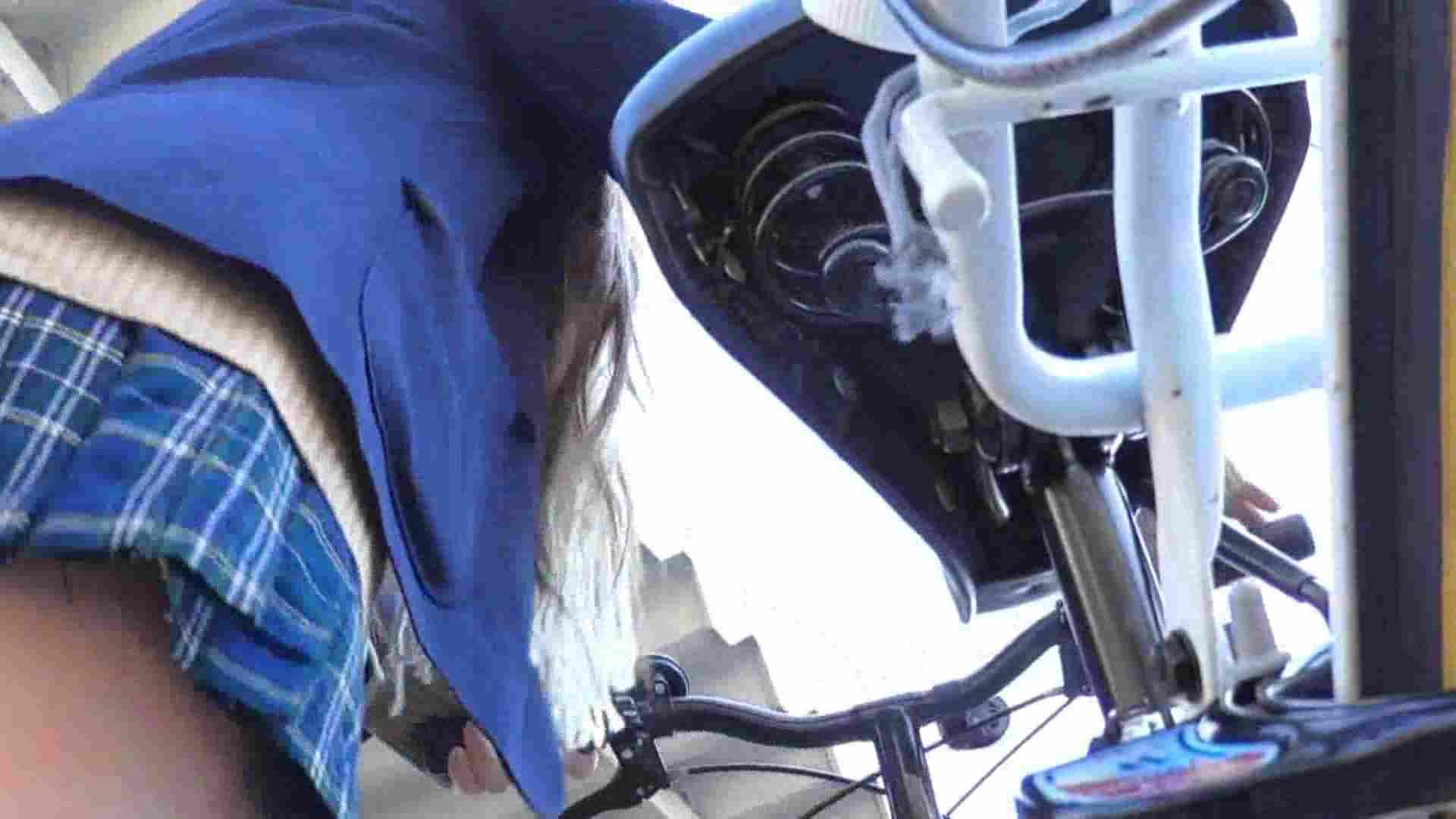 自転車パンチラ Vol.03 高画質 アダルト動画キャプチャ 77枚 19