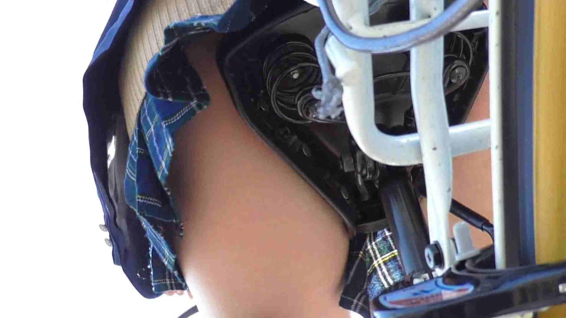 自転車パンチラ Vol.03 高画質 アダルト動画キャプチャ 77枚 27