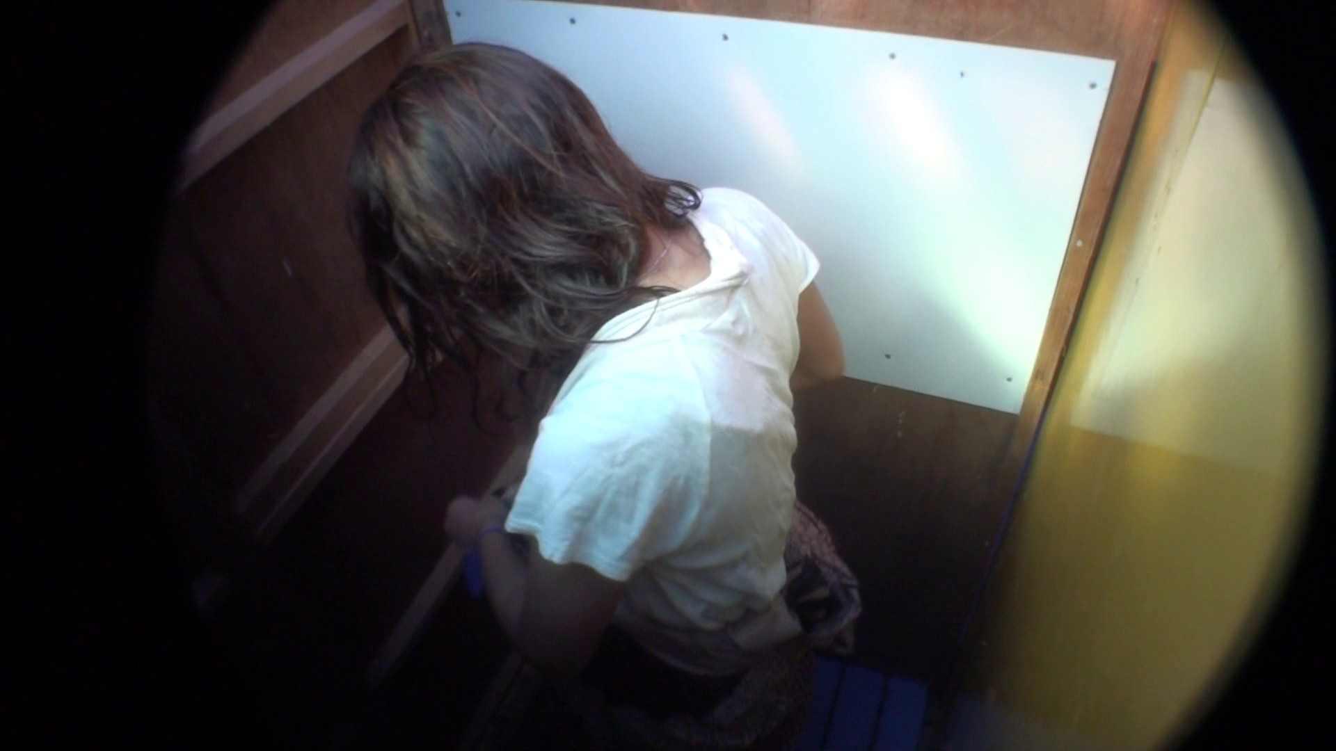 Vol.11 乳首まで日焼けしたお女市さん シャワー室 AV無料動画キャプチャ 111枚 86