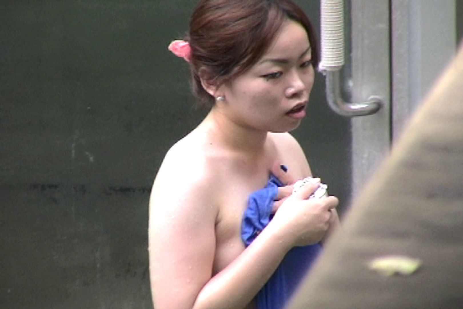 No.17 青い二人 美乳   露天覗き  89枚 85