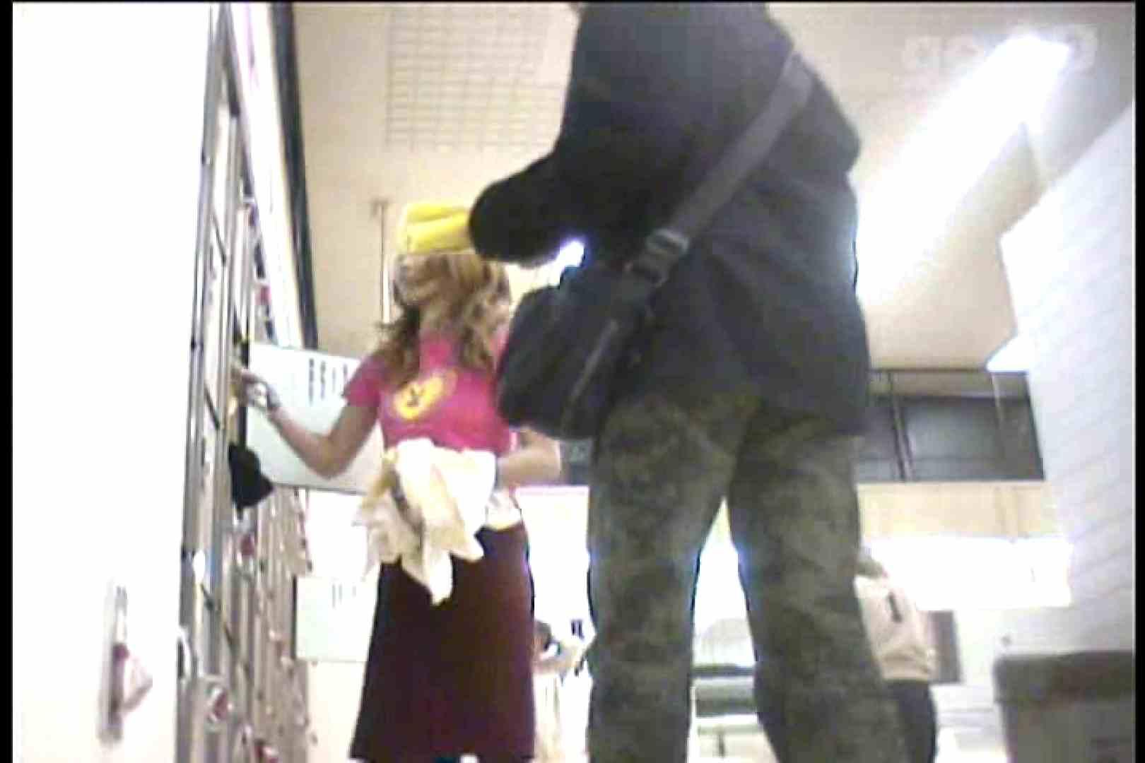 電波カメラ設置浴場からの防HAN映像 Vol.10 ギャル達   盛合せ  85枚 1