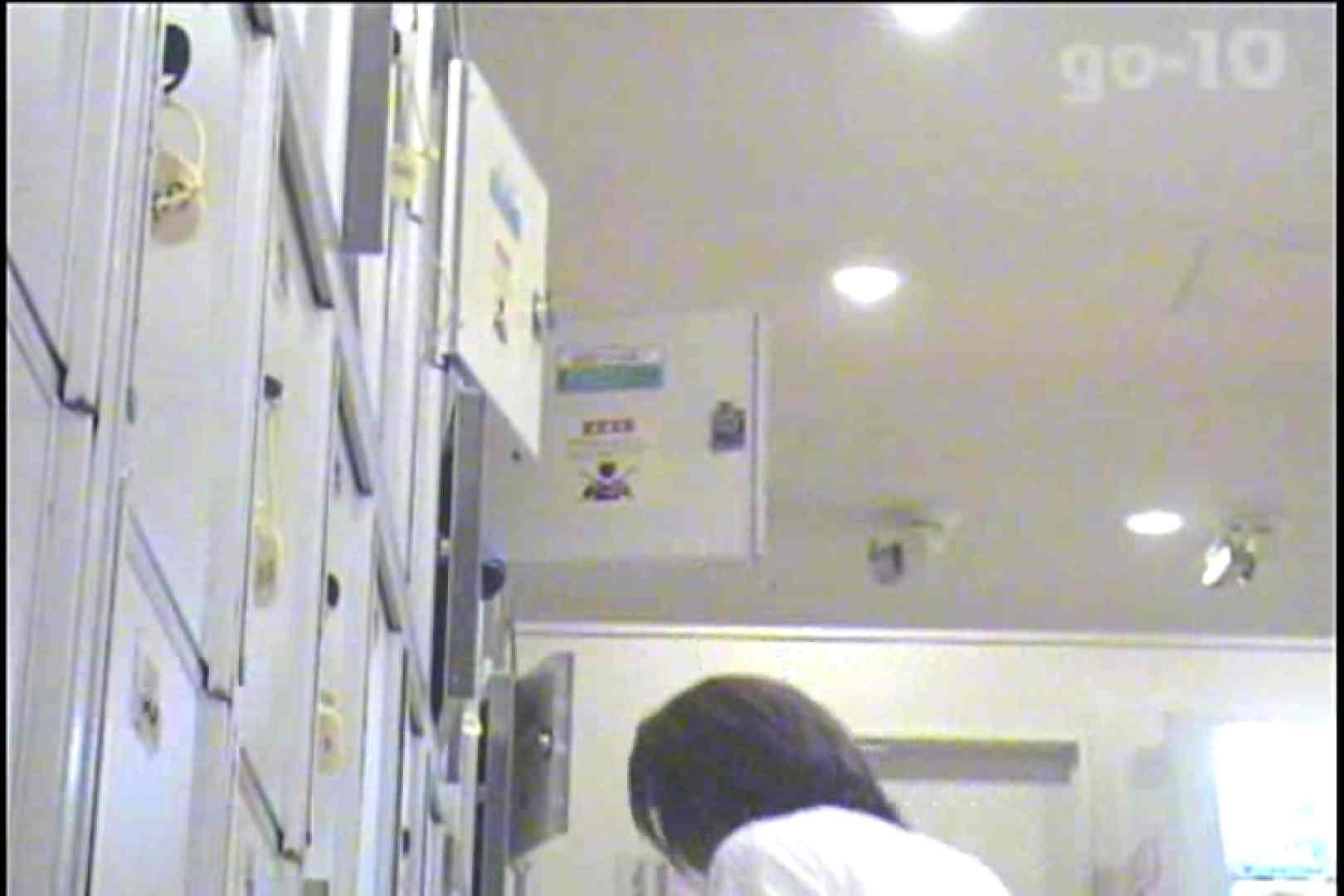 電波カメラ設置浴場からの防HAN映像 Vol.10 ギャル達  85枚 10