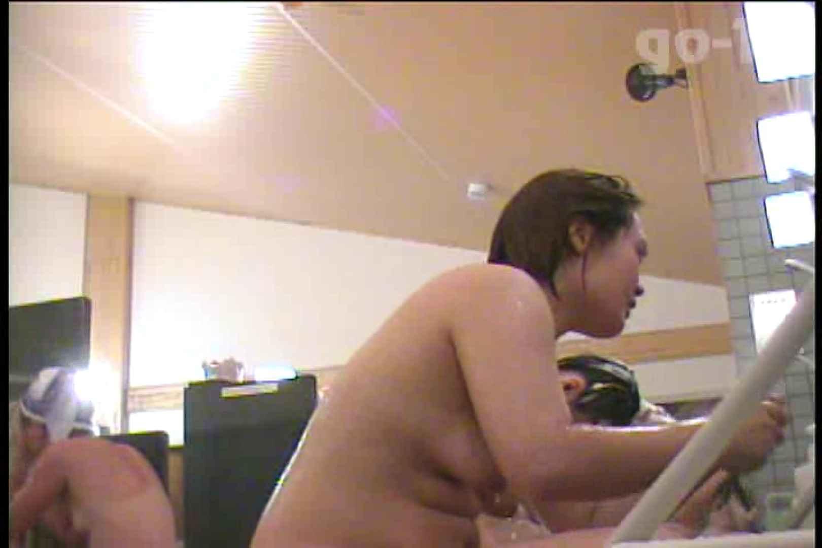 電波カメラ設置浴場からの防HAN映像 Vol.15 盗撮編 SEX無修正画像 108枚 94