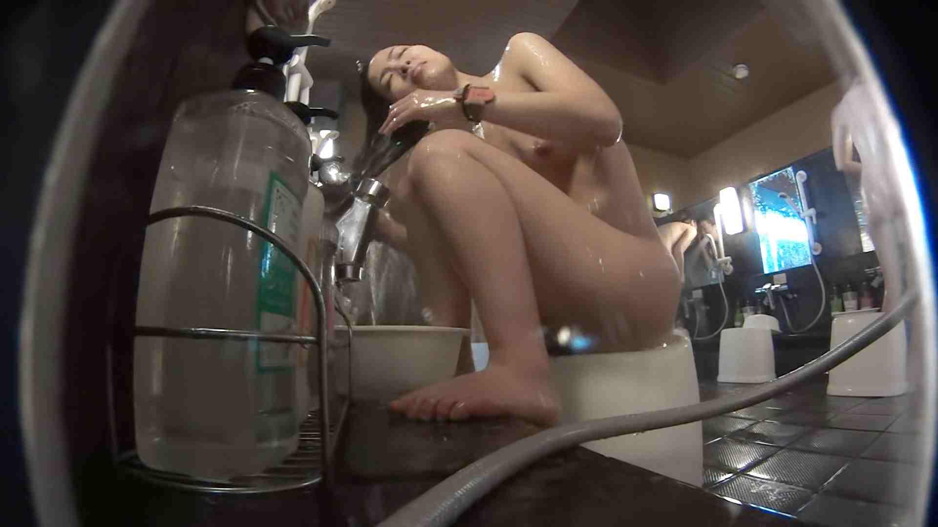 TG.09 何がそんなに可笑しいのか・・・終始ニヤニヤねえさん 女湯のぞき  80枚 36