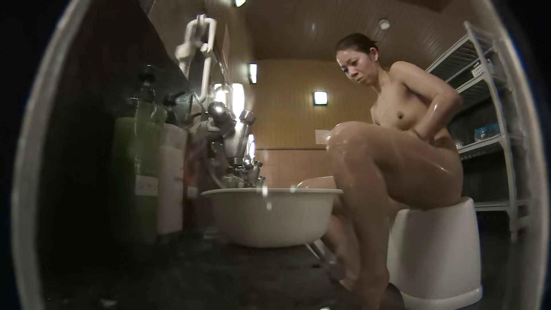 TG.11 お目々パッチリでバカっぽいオネエさん 女湯のぞき アダルト動画キャプチャ 91枚 19