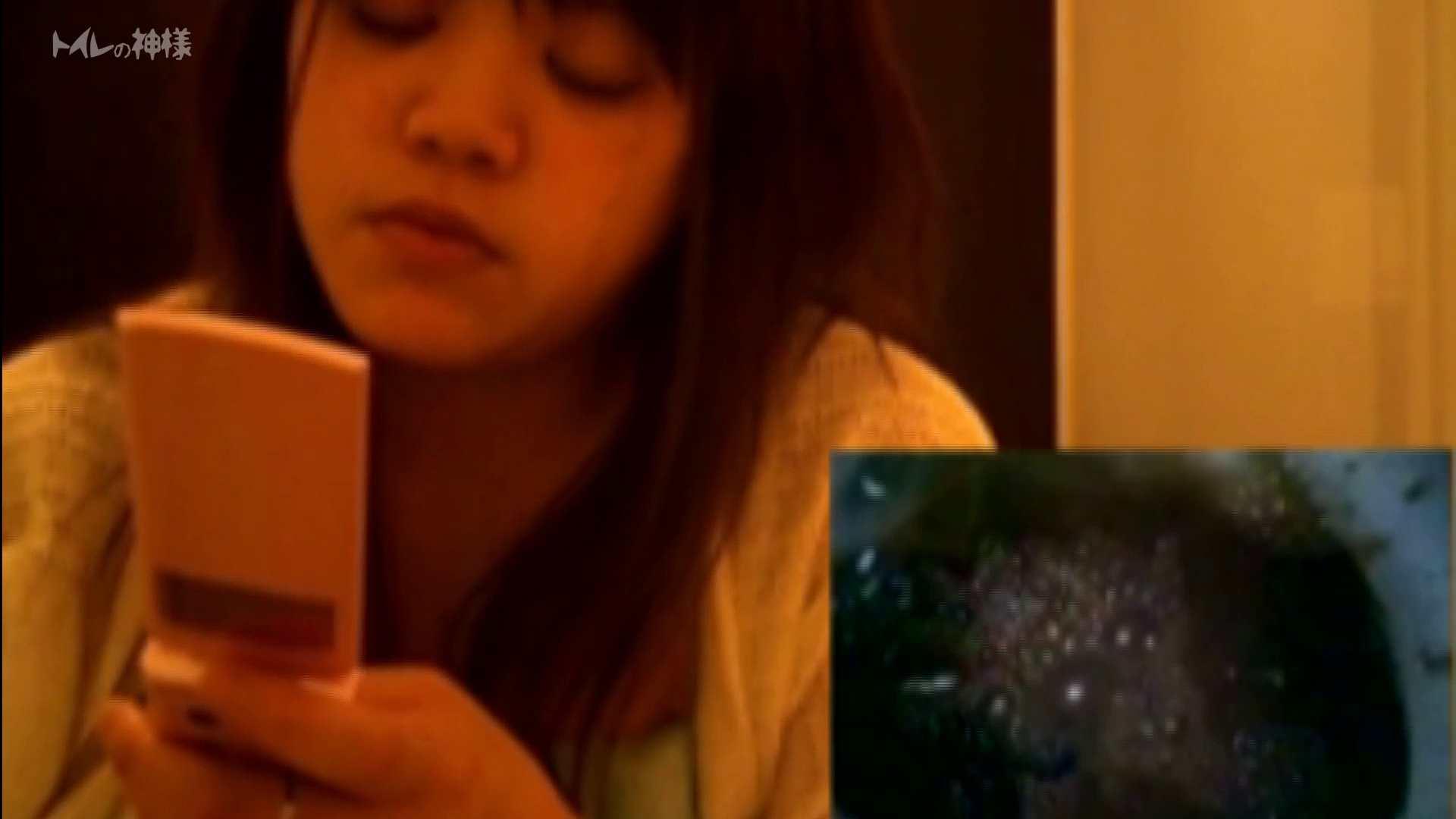 トイレの神様 Vol.03 彼女のうんち隠し撮り 洗面所のぞき えろ無修正画像 111枚 44