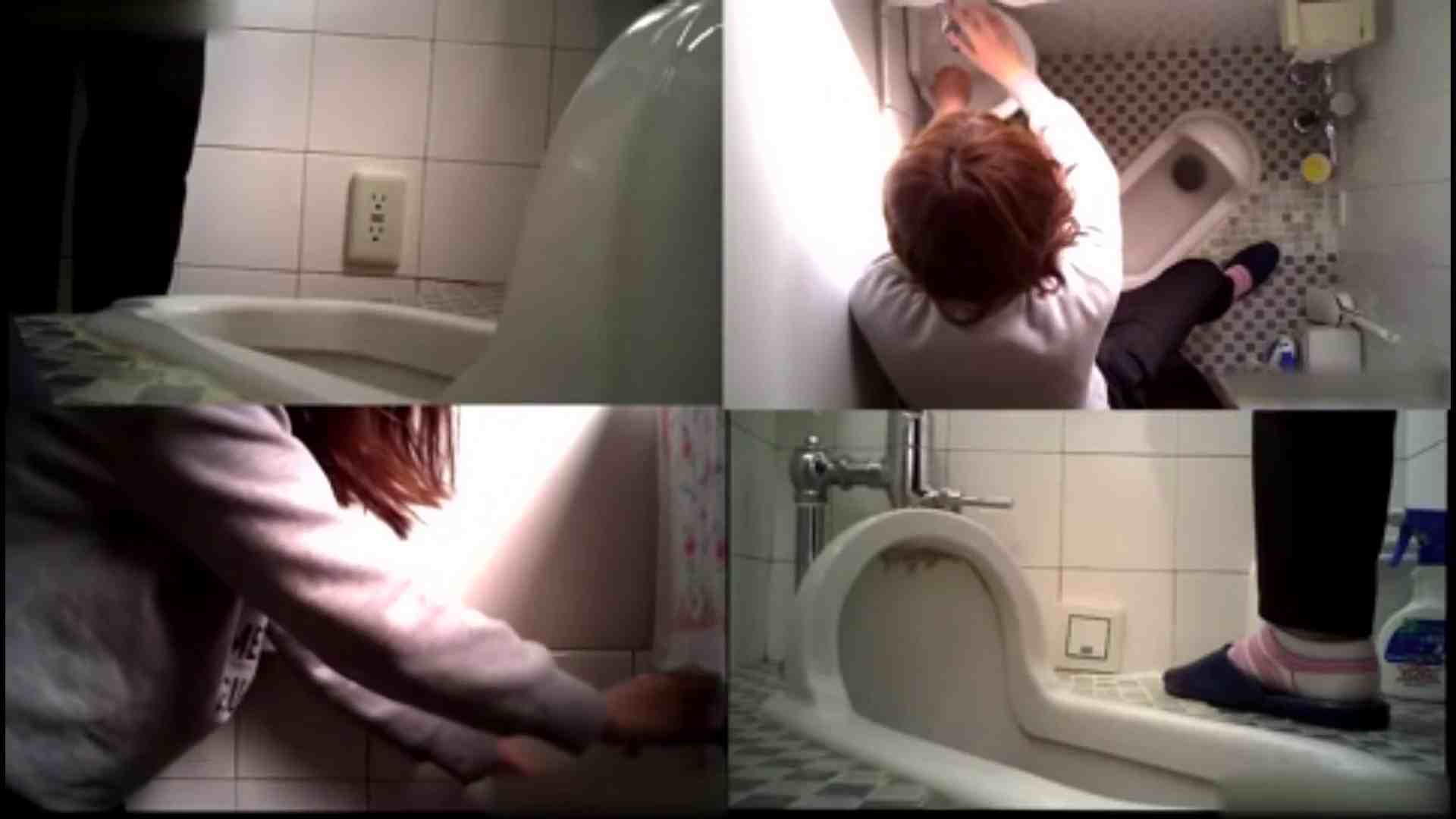 Vol.05 花の女子大生 トイレ恥態 進化系マルチアングル!! 盛合せ オメコ無修正動画無料 101枚 28