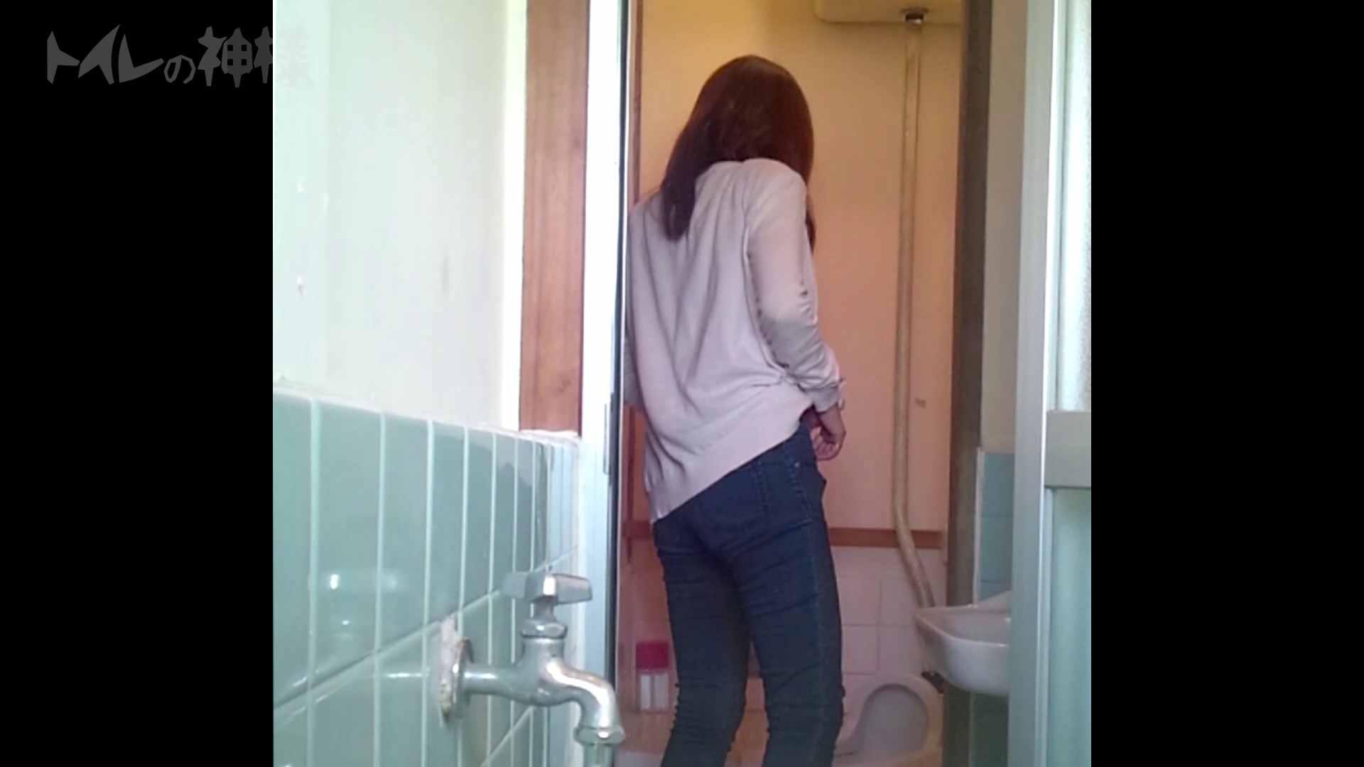 トイレの神様 Vol.07 検尿カップを持って・・・。 洗面所のぞき エロ無料画像 106枚 5