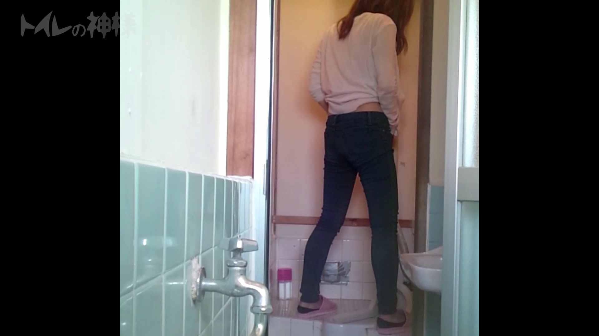 トイレの神様 Vol.07 検尿カップを持って・・・。 トイレ盗撮 | 丸見え  106枚 31