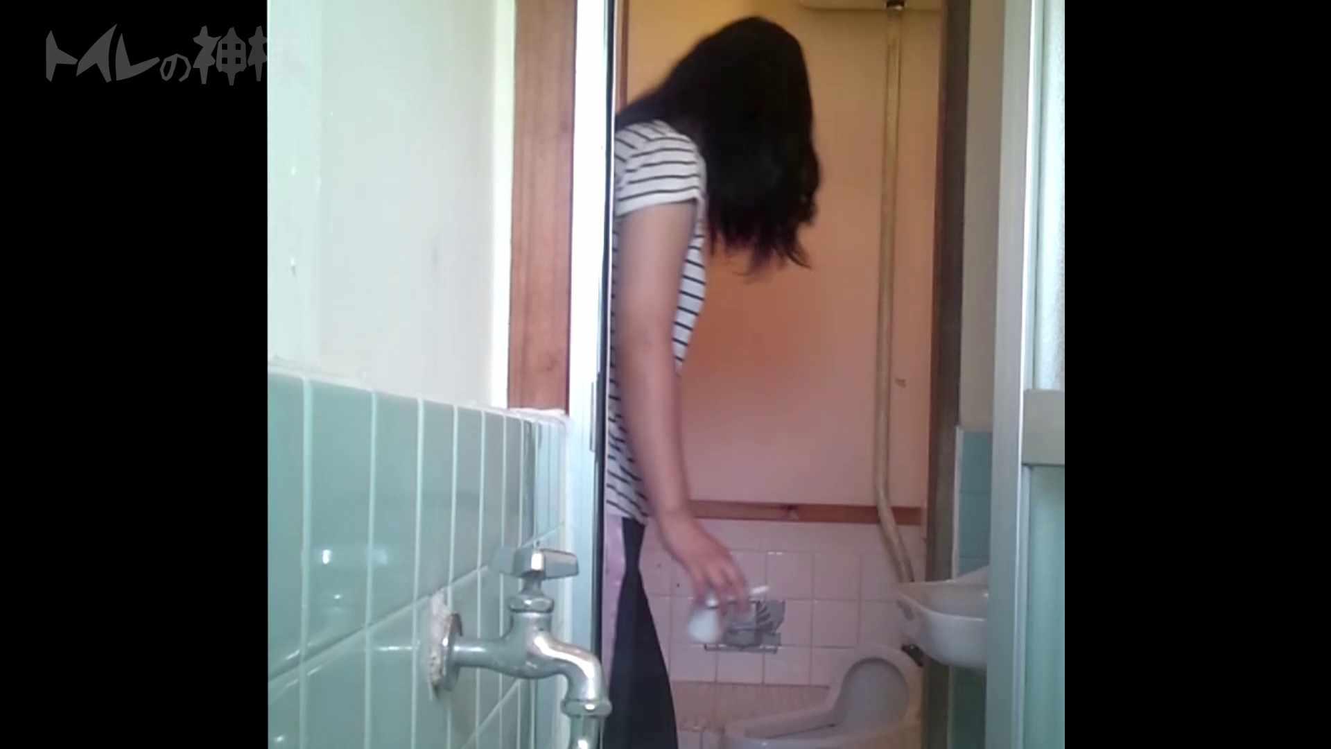 トイレの神様 Vol.07 検尿カップを持って・・・。 洗面所のぞき エロ無料画像 106枚 83