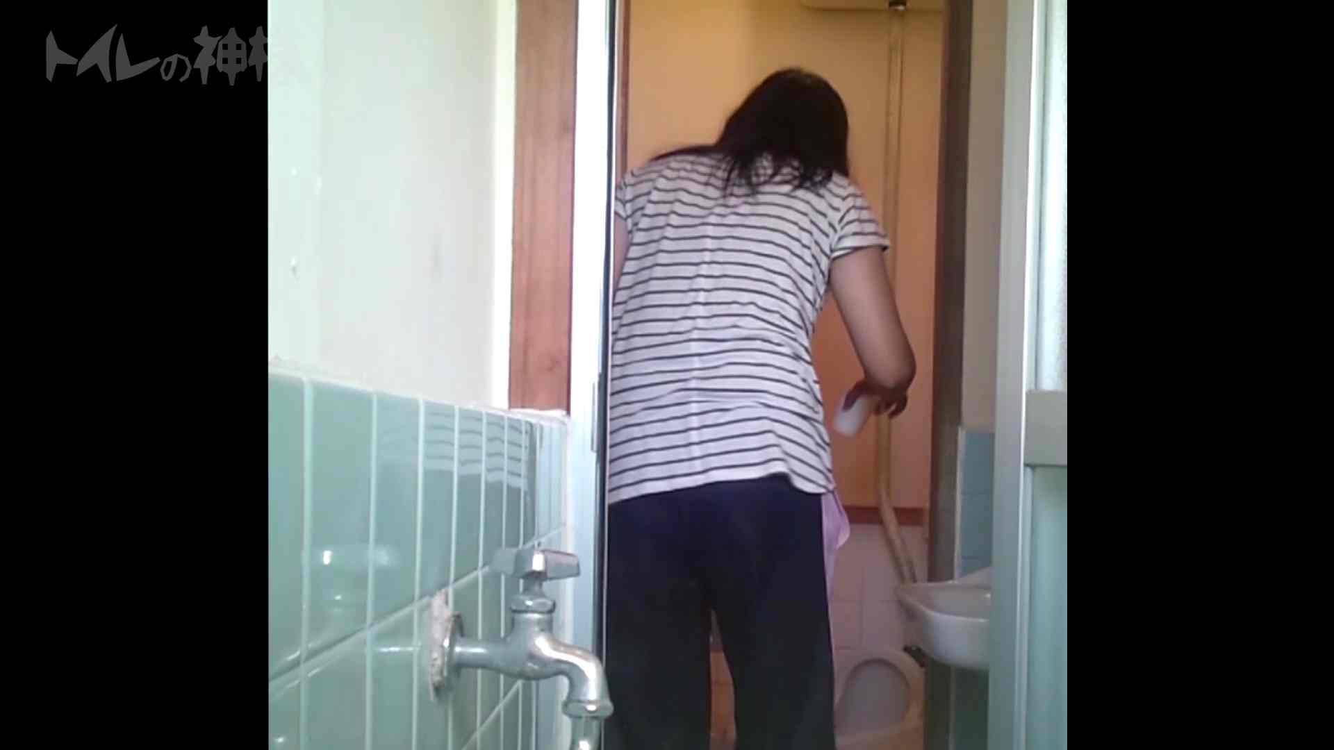 トイレの神様 Vol.07 検尿カップを持って・・・。 トイレ盗撮  106枚 84