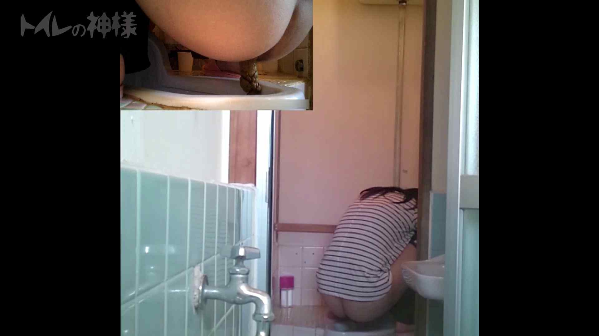 トイレの神様 Vol.07 検尿カップを持って・・・。 洗面所のぞき エロ無料画像 106枚 95