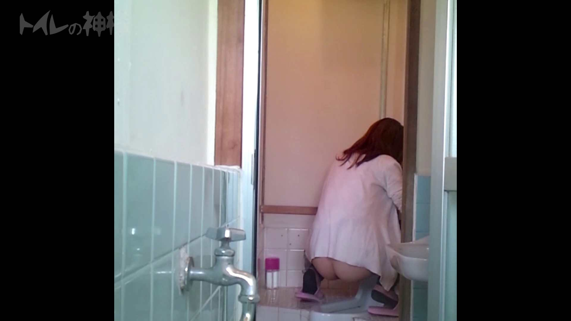 トイレの神様 Vol.08 プリントしたお・し・り 洗面所のぞき オメコ無修正動画無料 102枚 60