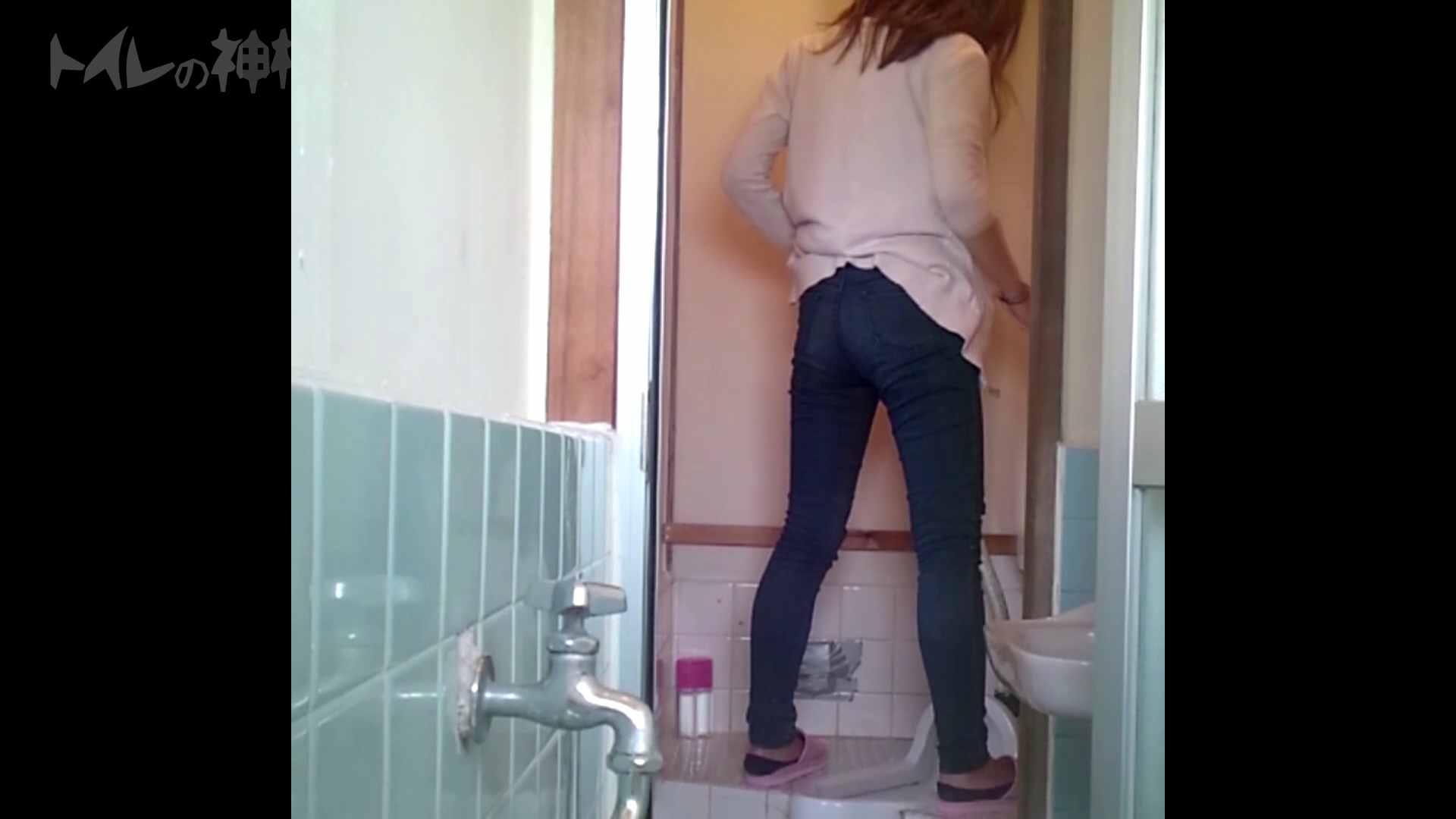 トイレの神様 Vol.08 プリントしたお・し・り ギャル達  102枚 63