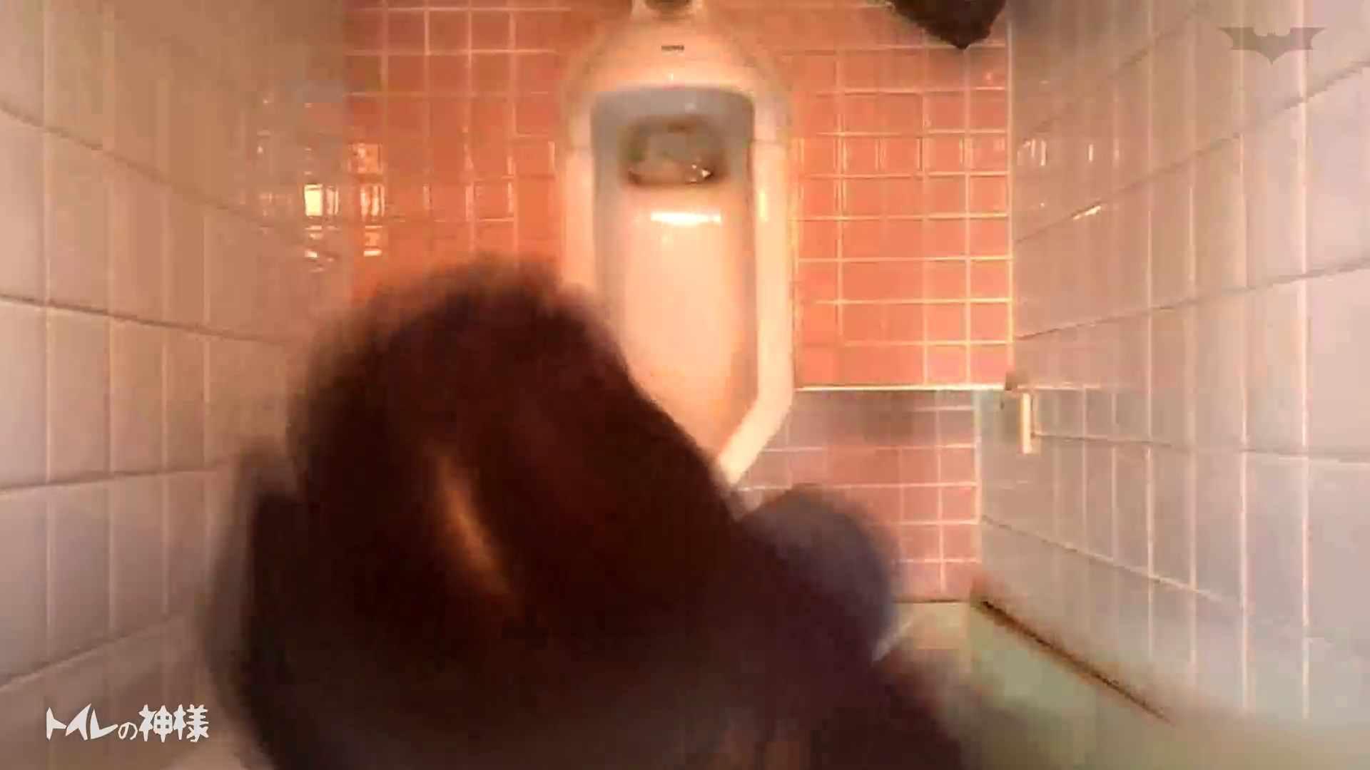 トイレの神様 Vol.10 細身体型 オメコ無修正動画無料 75枚 4