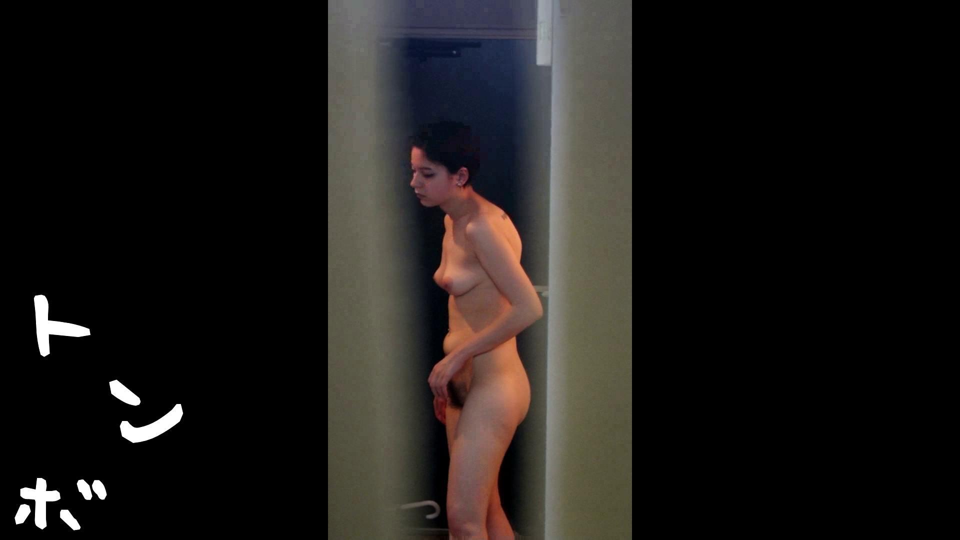 リアル盗撮 北欧留学生一人暮らし部屋ヌード 細身体型 戯れ無修正画像 88枚 29