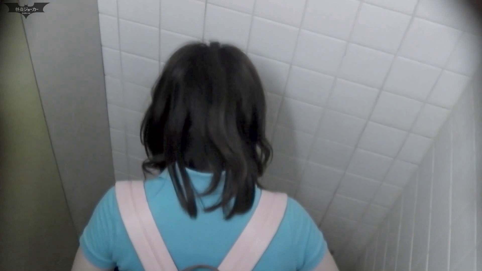 洗面所特攻隊 vol.60 髪の毛、大変そうですねぇ。 洗面所のぞき  88枚 40