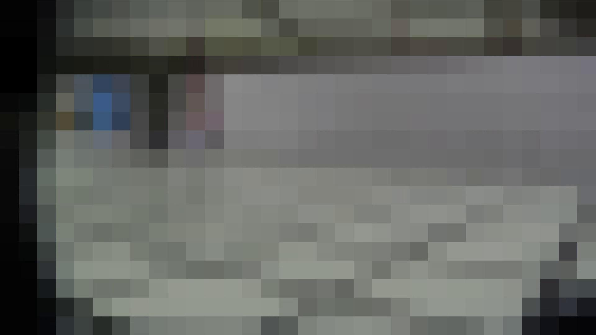 洗面所特攻隊vol.014 出れなくなって絶対絶命 洗面所のぞき  77枚 66