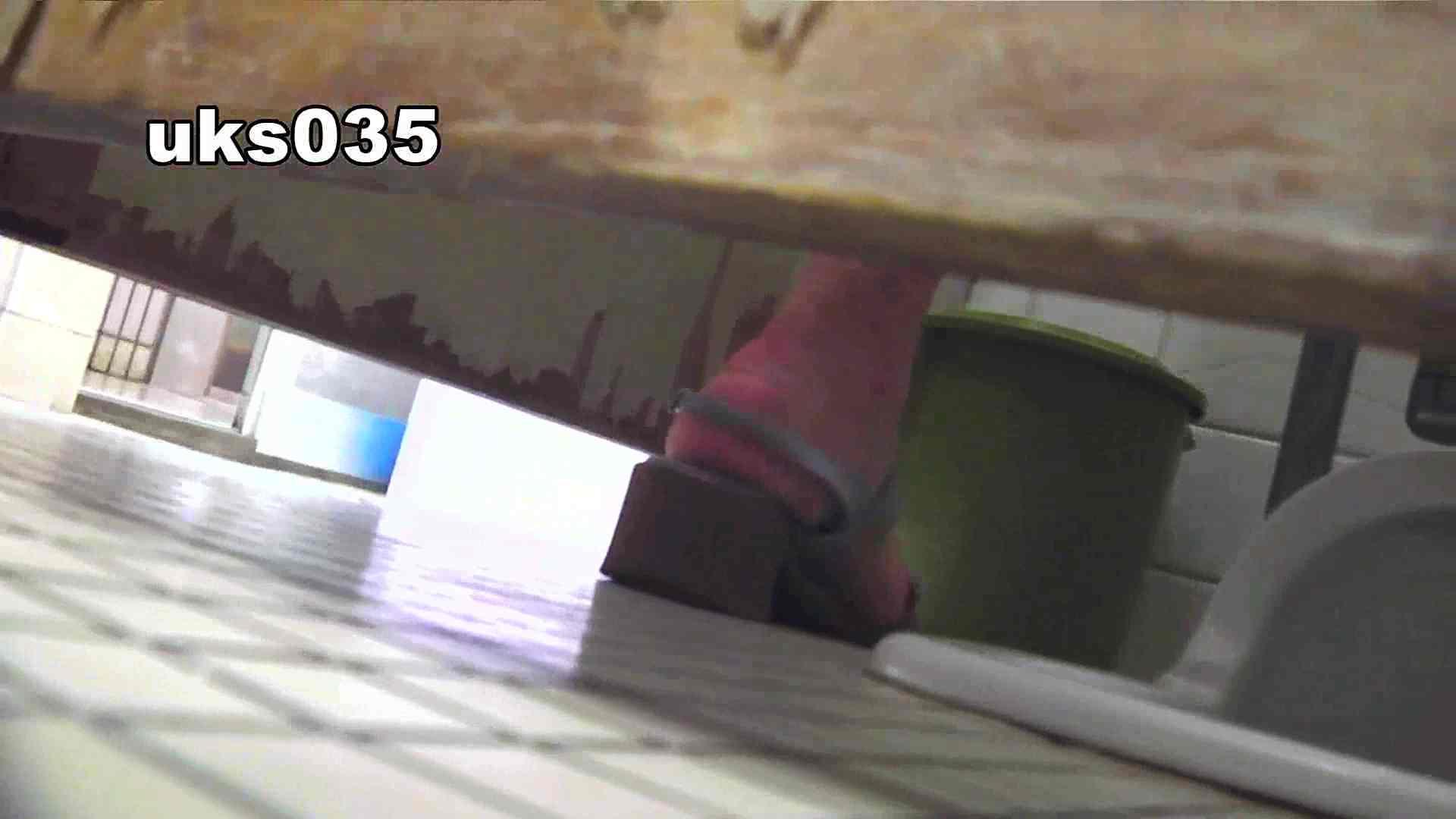 洗面所特攻隊 vol.035 美脚にょろ お姉さんのSEX われめAV動画紹介 89枚 13