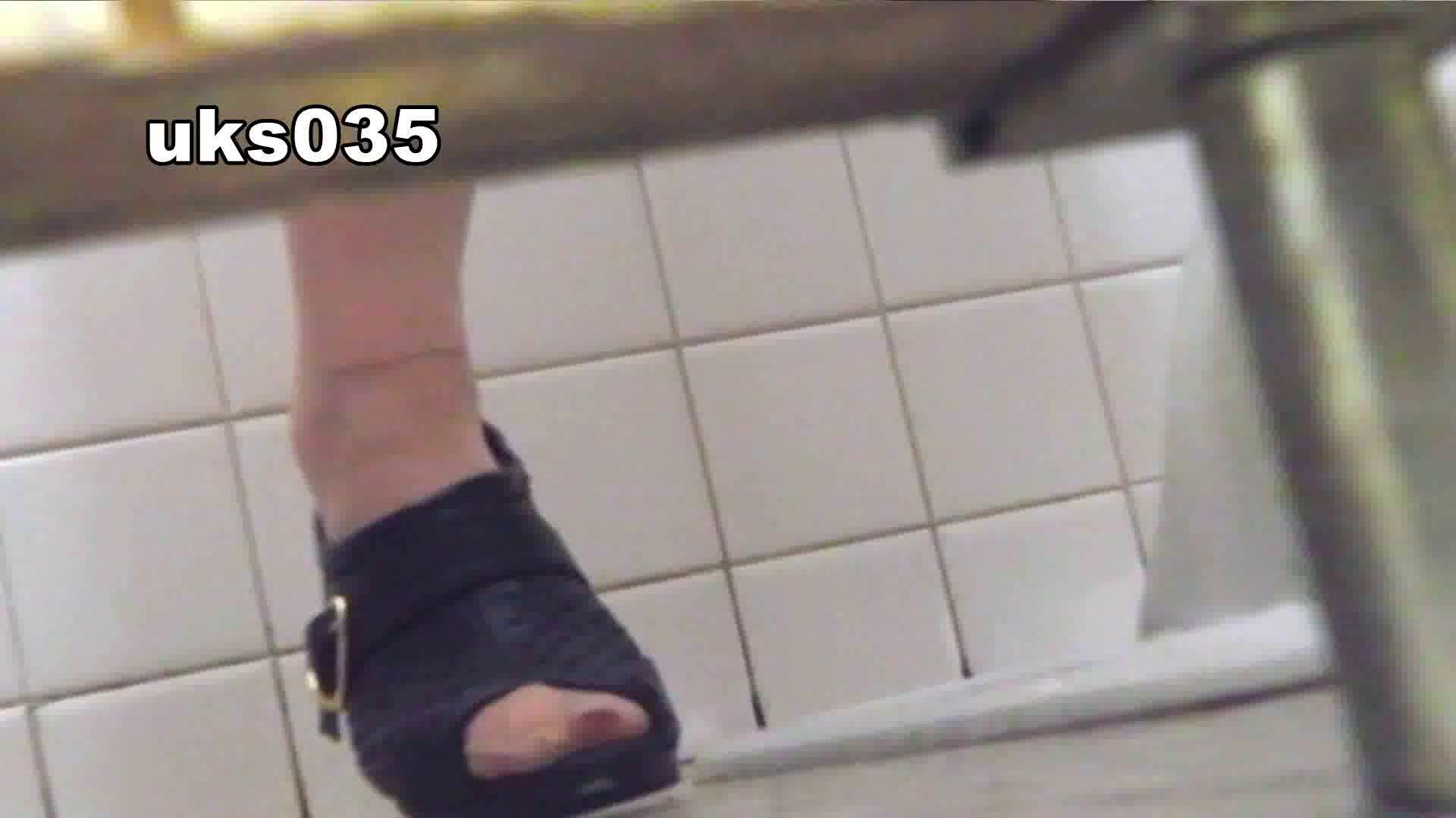 洗面所特攻隊 vol.035 美脚にょろ 洗面所のぞき 性交動画流出 89枚 59