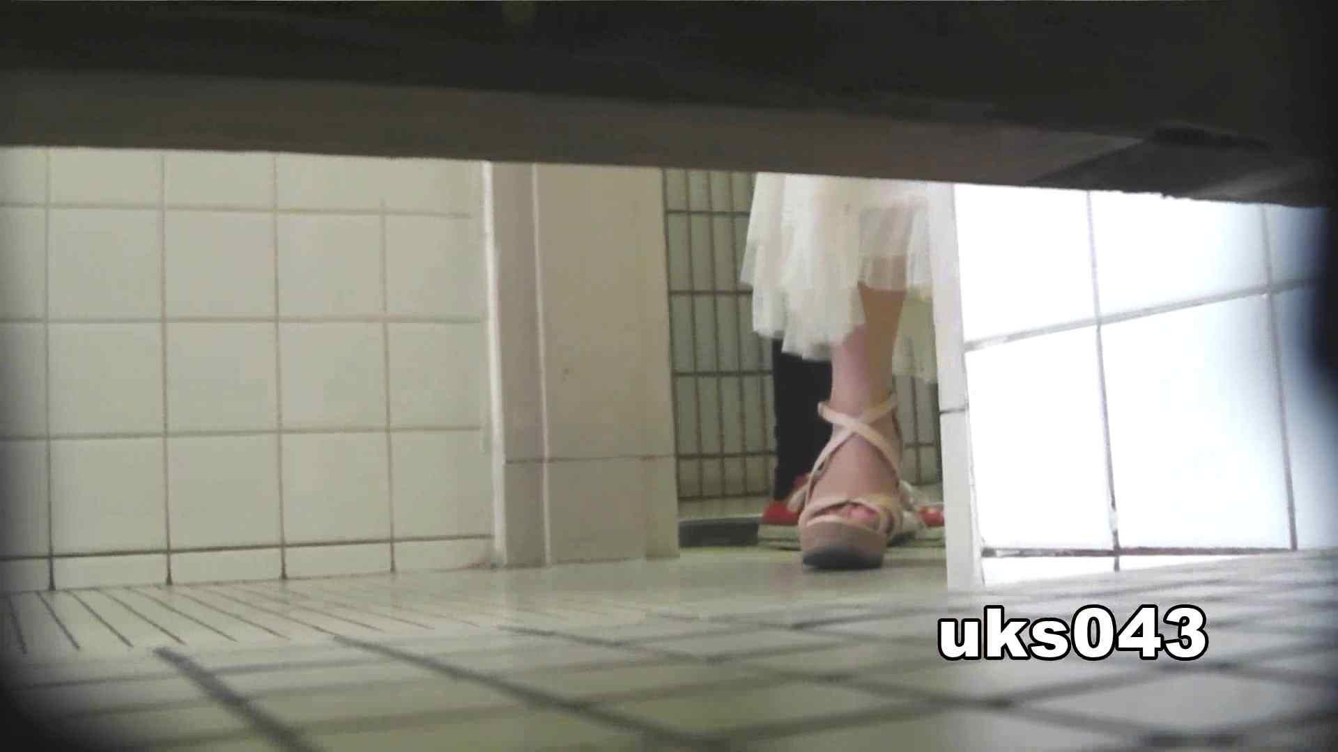 【美しき個室な世界】 vol.043 緊迫状況 洗面所のぞき スケベ動画紹介 75枚 29