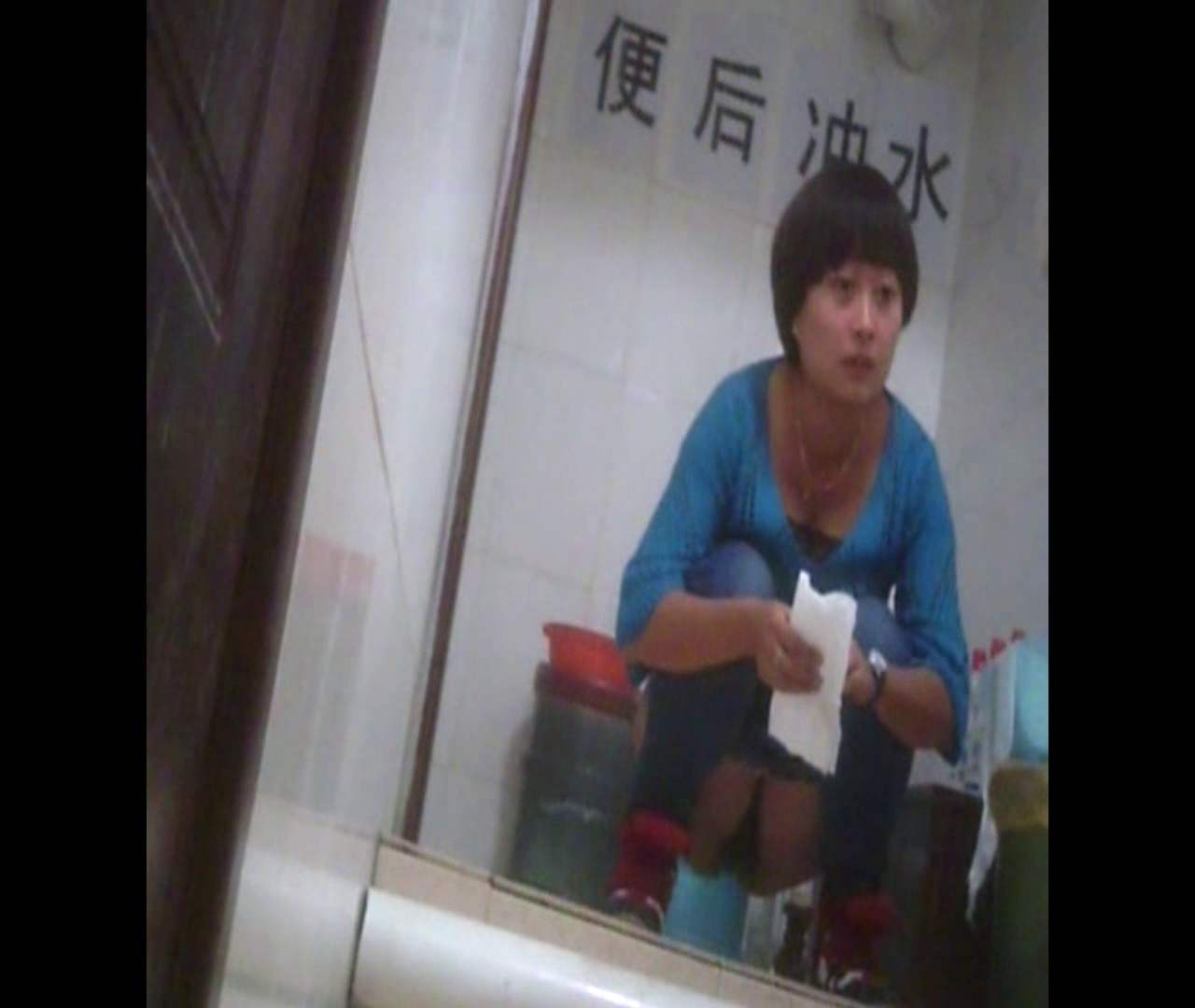 Vol.37 豊満な胸を持つマッシュルームカットな彼女 洗面所のぞき 性交動画流出 109枚 59