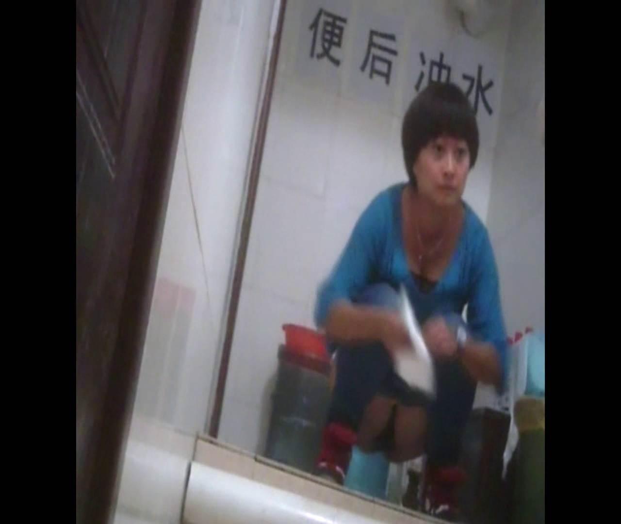 Vol.37 豊満な胸を持つマッシュルームカットな彼女 洗面所のぞき 性交動画流出 109枚 68