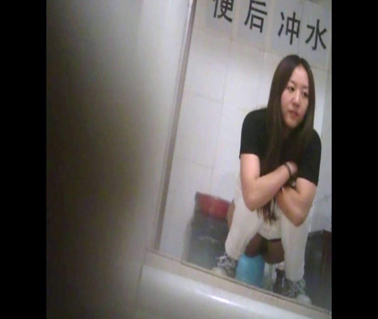 Vol.47 二度目の登場!絶対白いズボンの時は・・・ 洗面所のぞき 性交動画流出 80枚 23