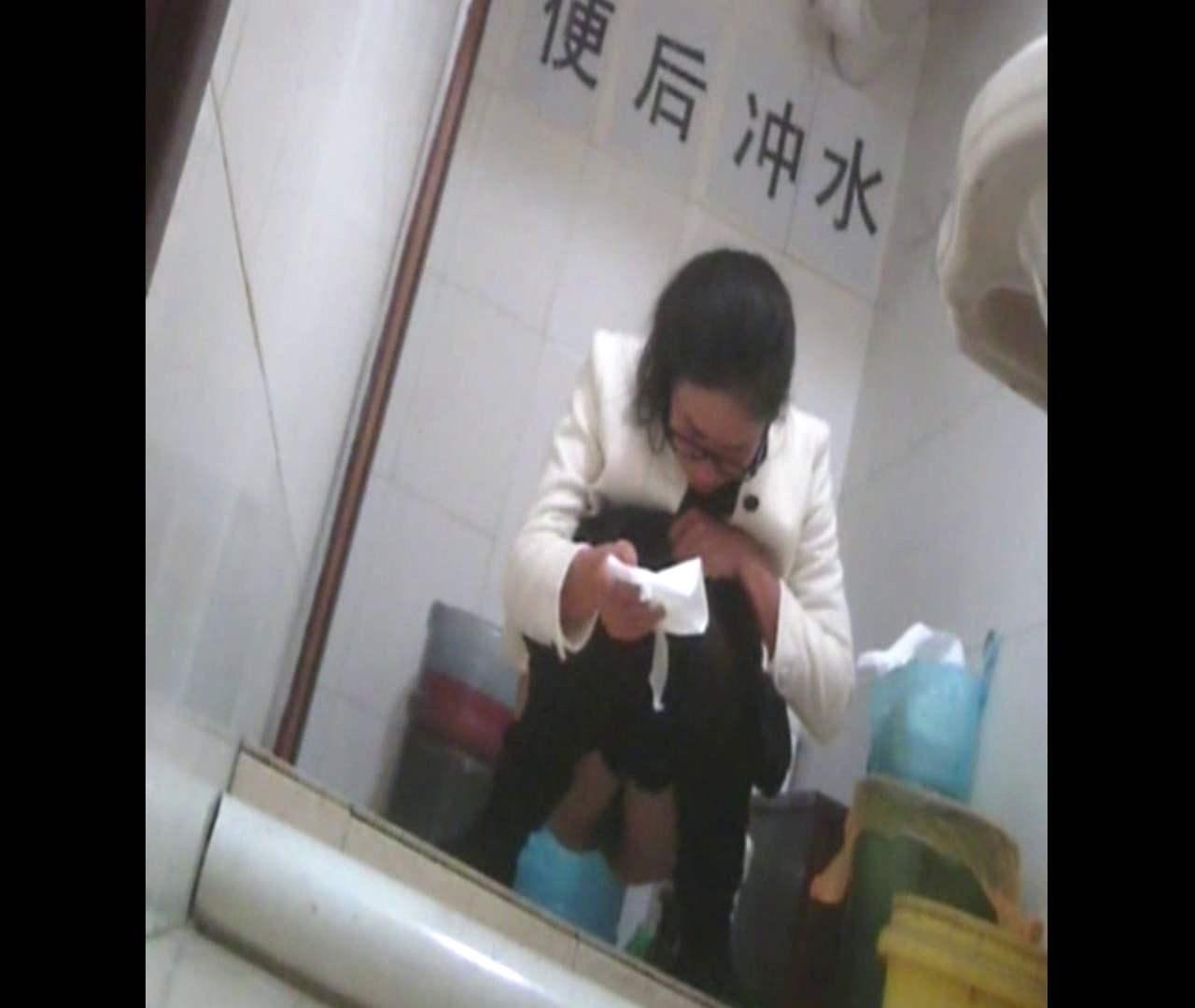 トイレ盗撮 Vol.48 紫の下着がせくすぃ~。 怪盗ジョーカー