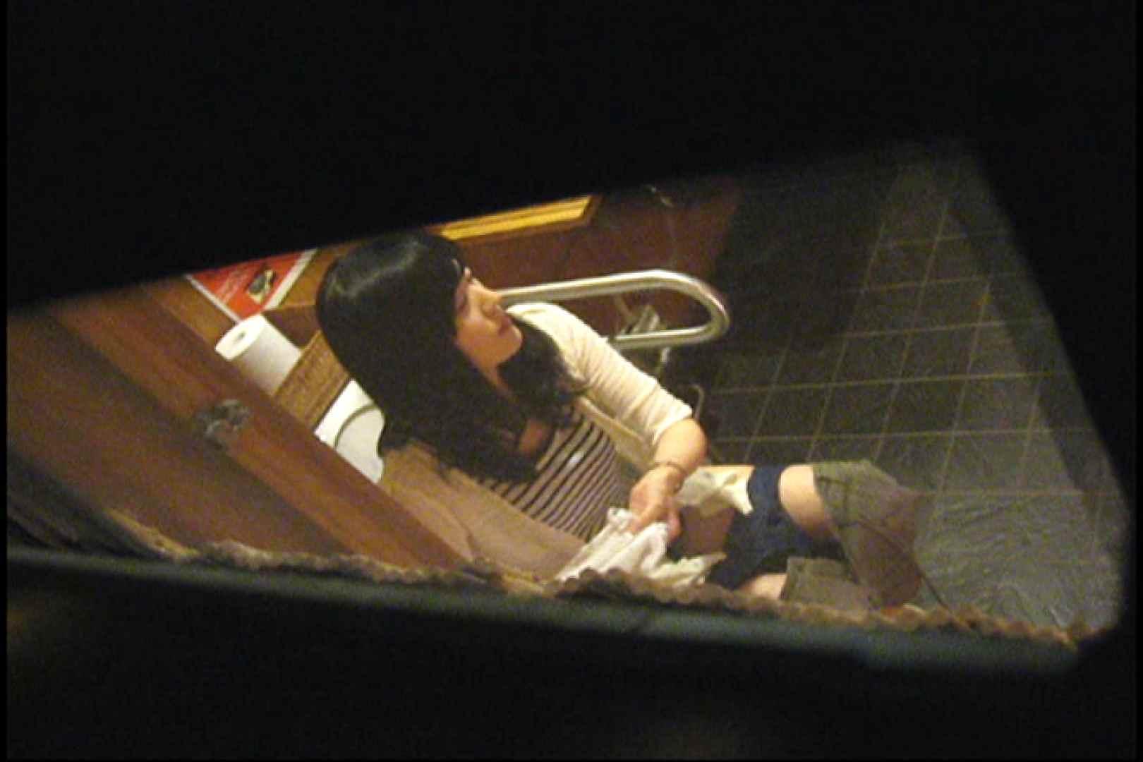 No.4 美人の洋式kawaya内での様子を観察! 洗面所のぞき アダルト動画キャプチャ 78枚 33
