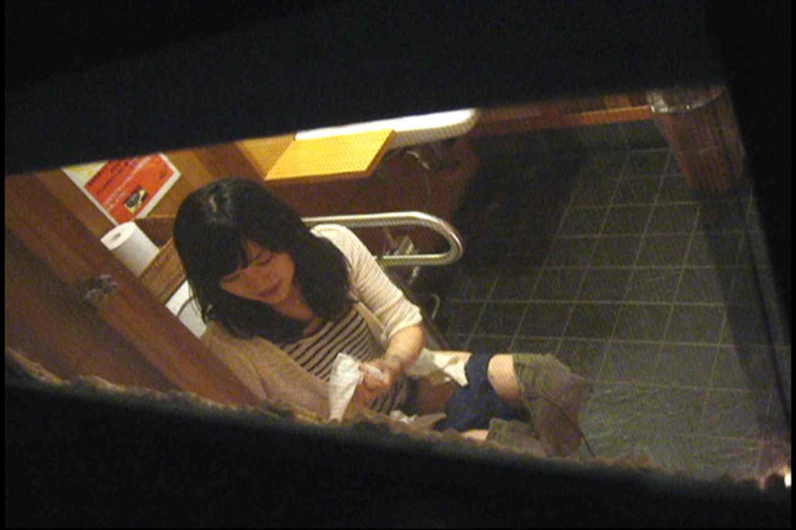 No.4 美人の洋式kawaya内での様子を観察! 洗面所のぞき アダルト動画キャプチャ 78枚 48