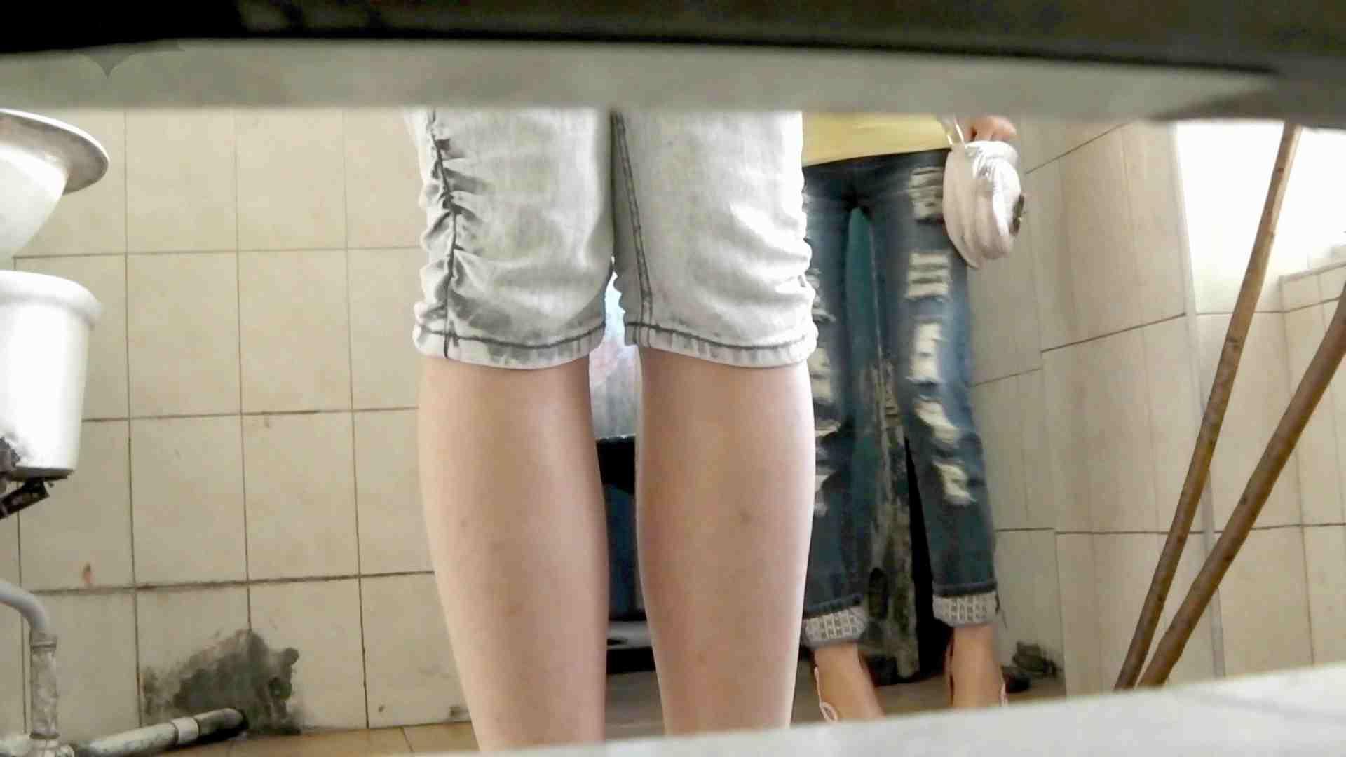 ステーション編 vol.28 無料動画に登場したモデルつい本番登場!! 洗面所のぞき AV動画キャプチャ 99枚 52