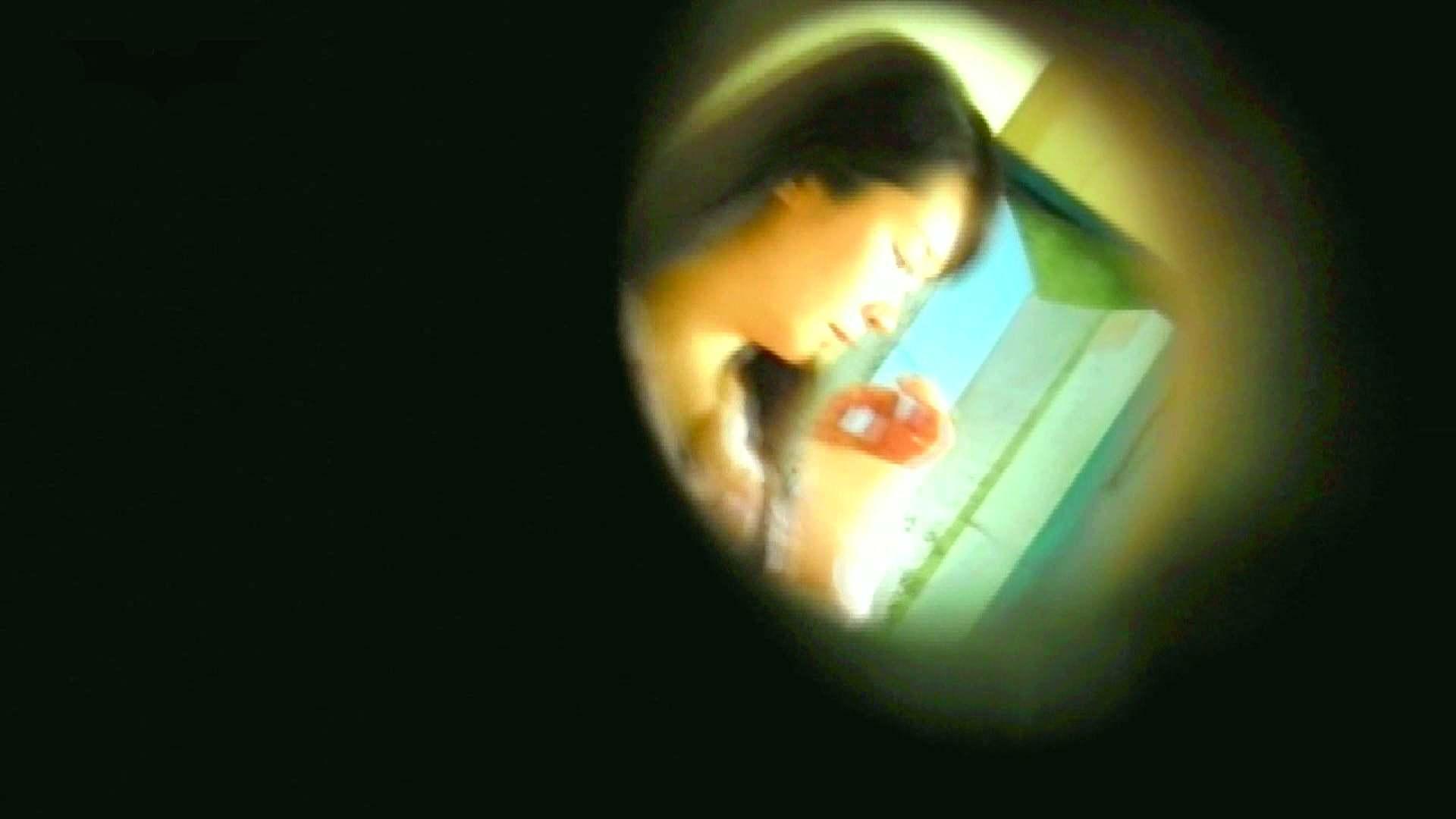 ステーション編 vol.29 頭二つ飛び出る180cm長身モデル 洗面所のぞき オメコ無修正動画無料 111枚 44