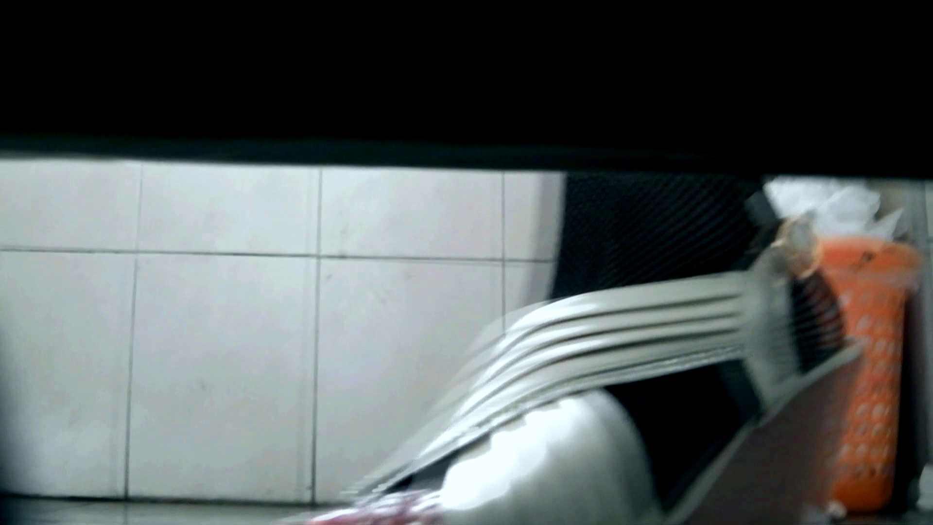 ステーション編 vol.36 無料動画に登場したトップクラスモデル本番へ 洗面所のぞき 性交動画流出 84枚 11