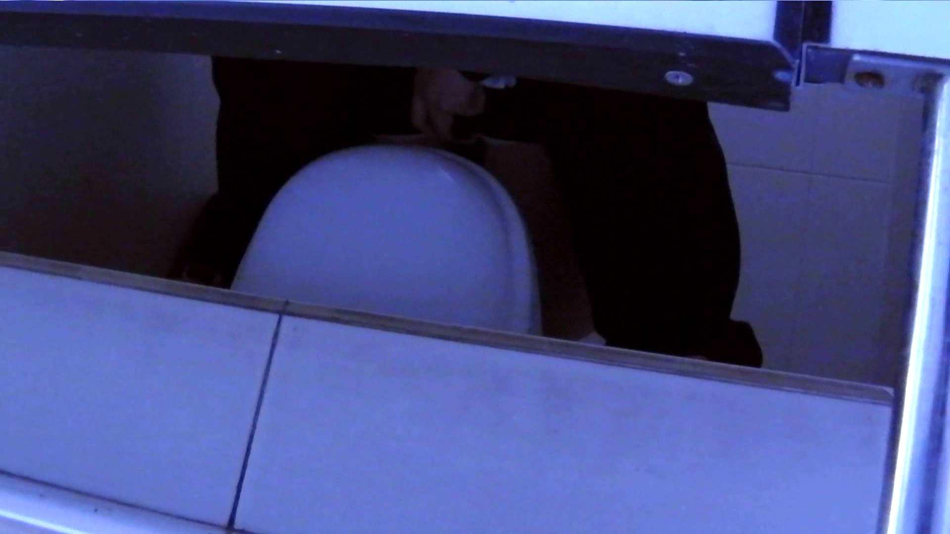 世界の射窓から ステーション編 vol.10 洗面所のぞき 濡れ場動画紹介 76枚 74
