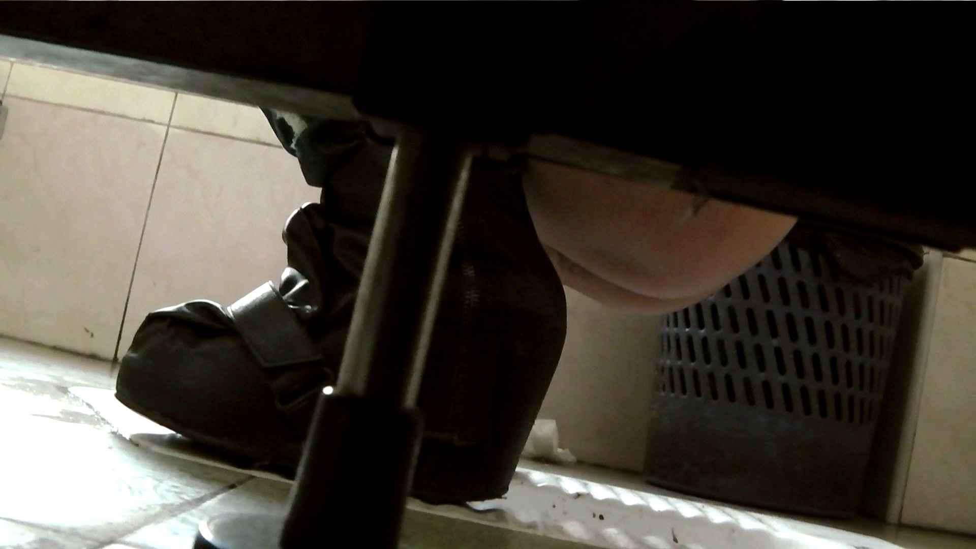 世界の射窓から ステーション編 vol.12 洗面所のぞき  93枚 60
