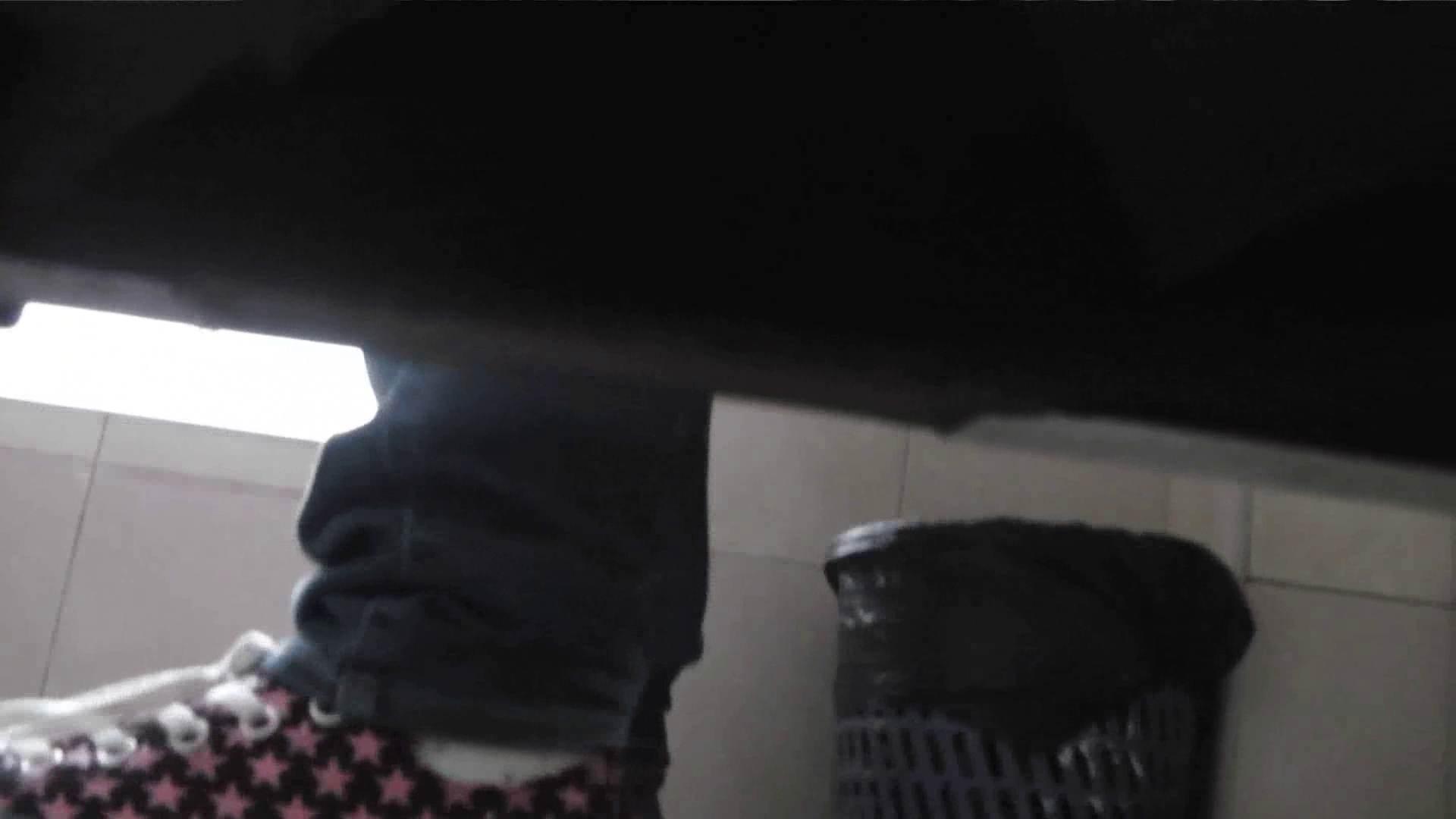 世界の射窓から ステーション編 vol.18 ゴン太 推定600g超過 洗面所のぞき AV無料動画キャプチャ 94枚 64