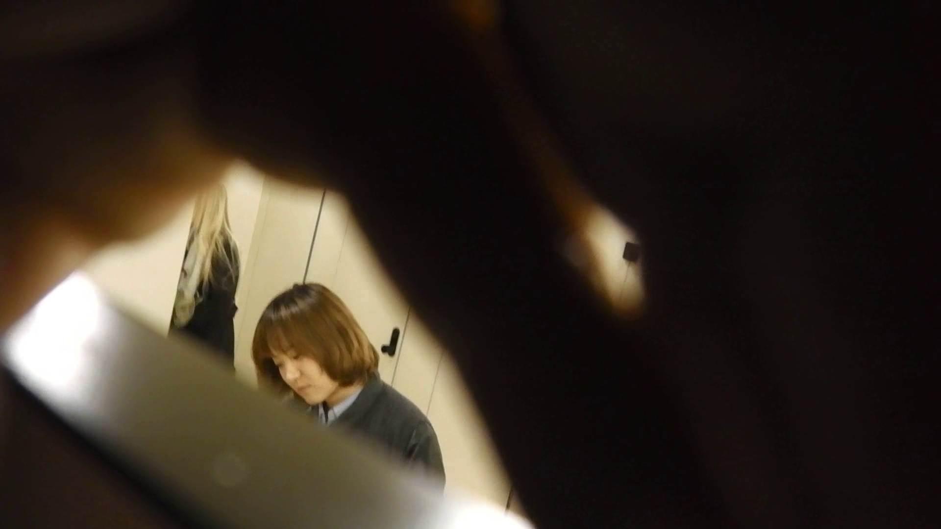 世界の射窓から vol.41 ぼうしタンのアソコ 丸見え | 洗面所のぞき  91枚 76