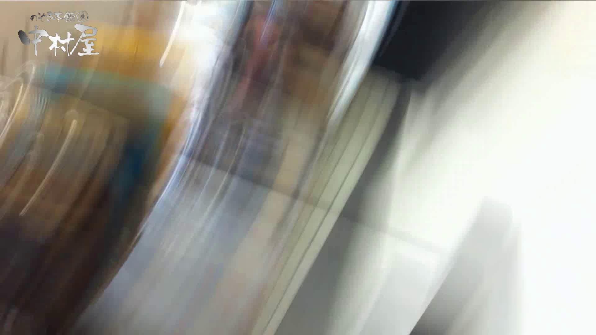 トイレ盗撮|vol.46 可愛いカリスマ店員胸チラ&パンチラ モリマン!|のぞき本舗 中村屋