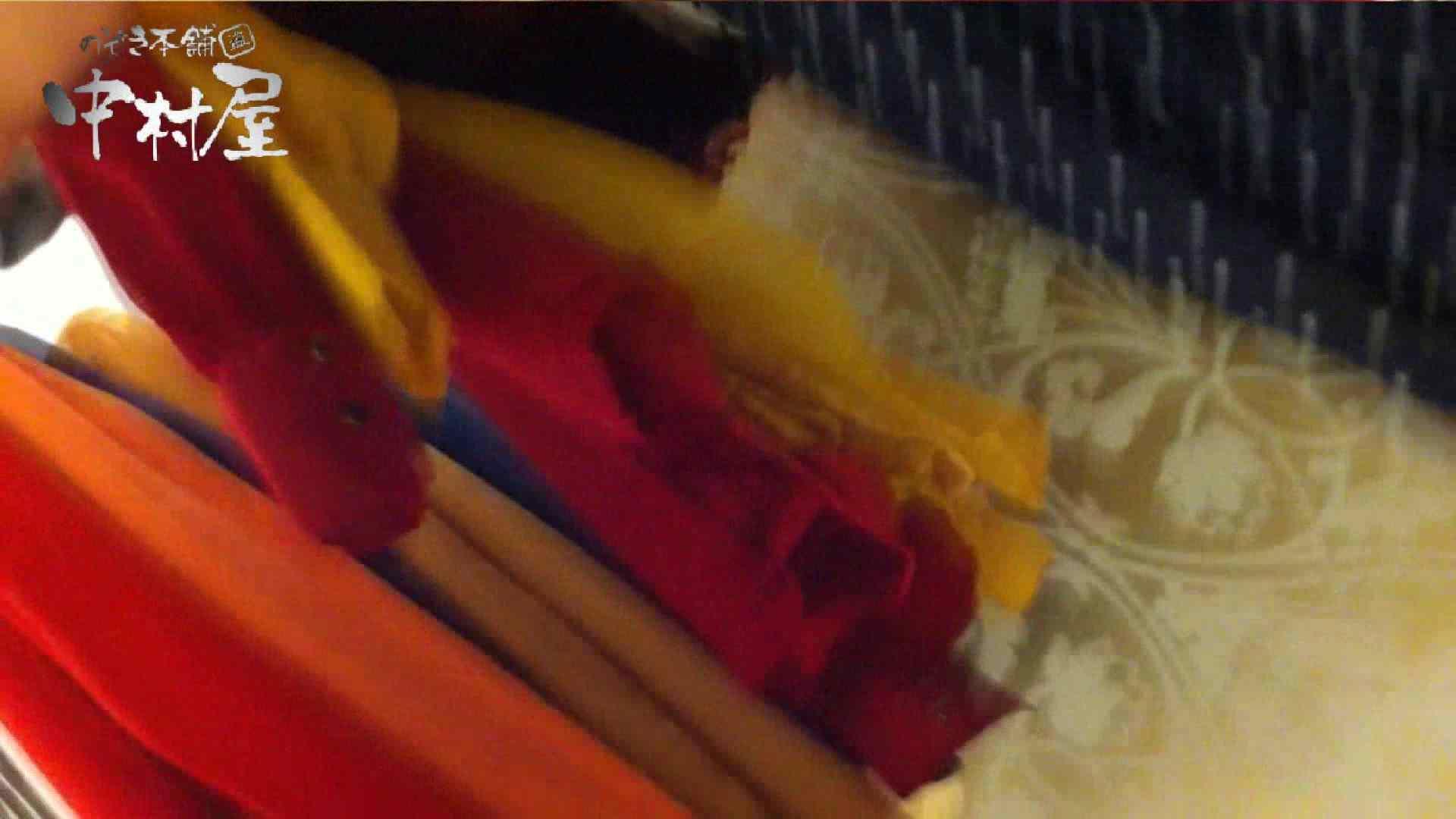 トイレ盗撮|vol.58 美人アパレル胸チラ&パンチラ 黄色い帽子がカワイイ店員さん!|のぞき本舗 中村屋