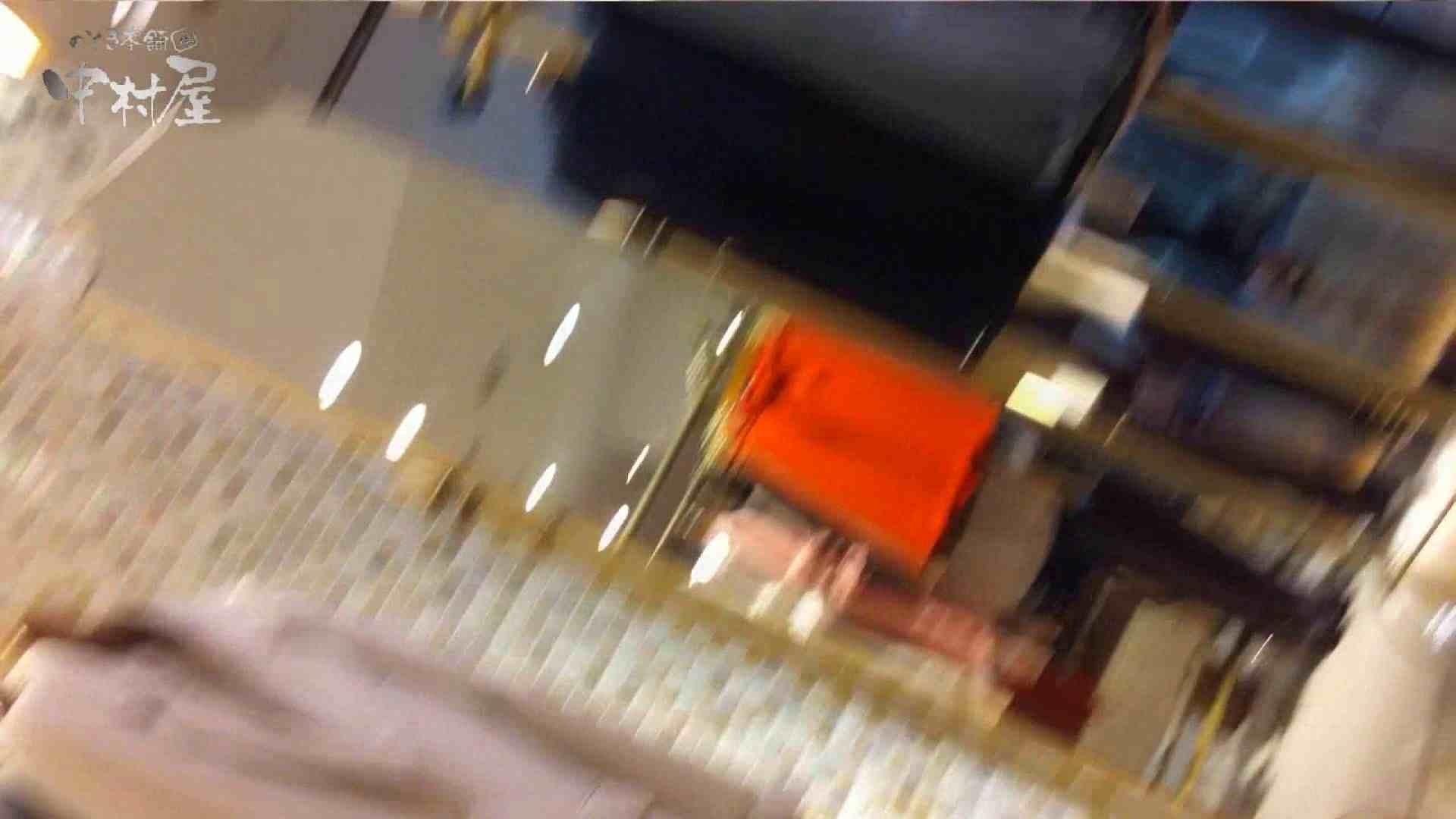 トイレ盗撮|vol.71 美人アパレル胸チラ&パンチラ クイコミパンツでお買い物|のぞき本舗 中村屋